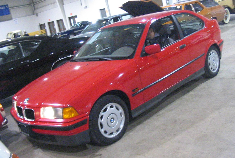 File BMW Series Hatchback Toronto Spring Classic Car - Bmw 3 series hatchback