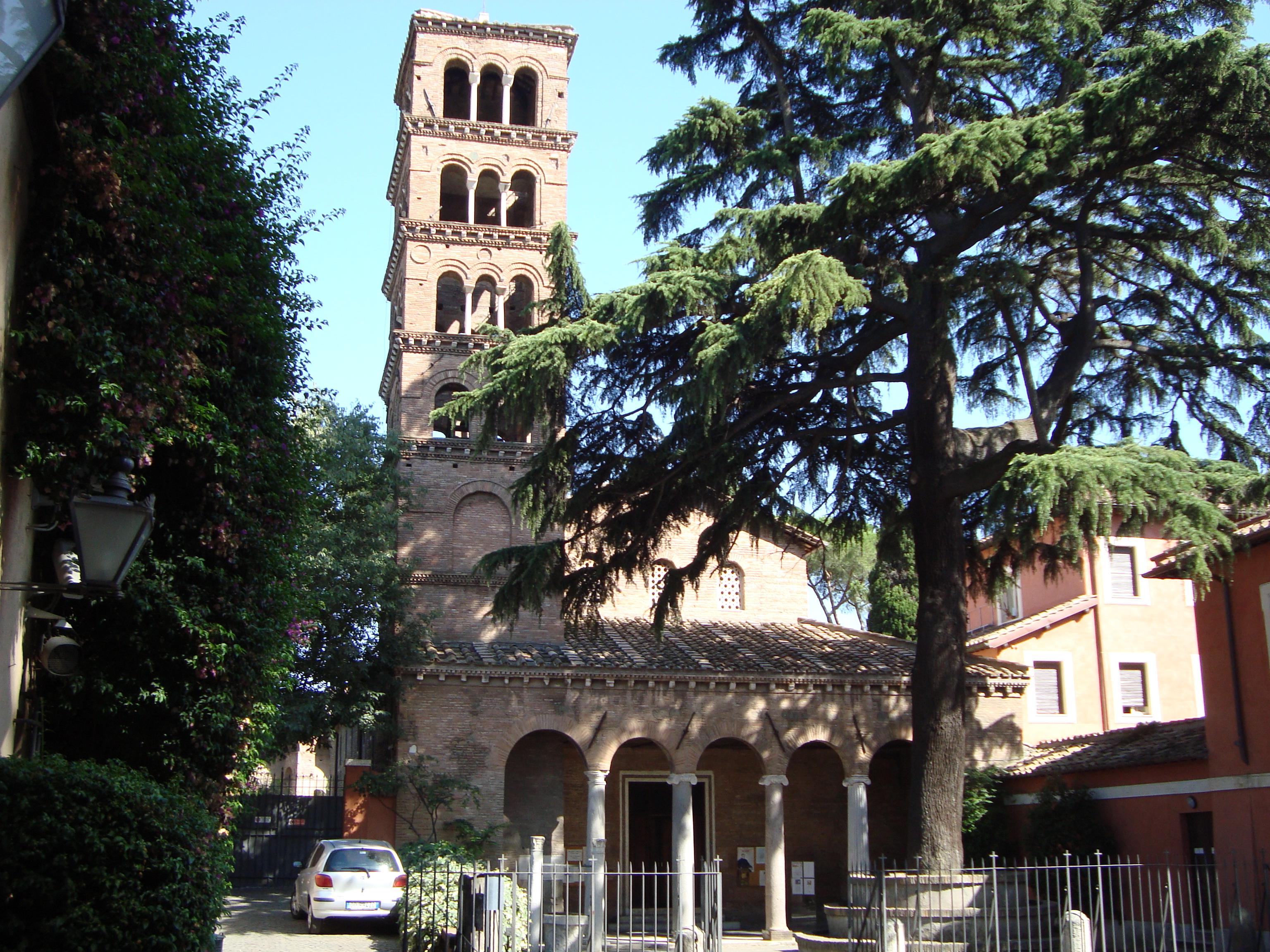 d6a2f323af7 San Giovanni a Porta Latina - Wikipedia