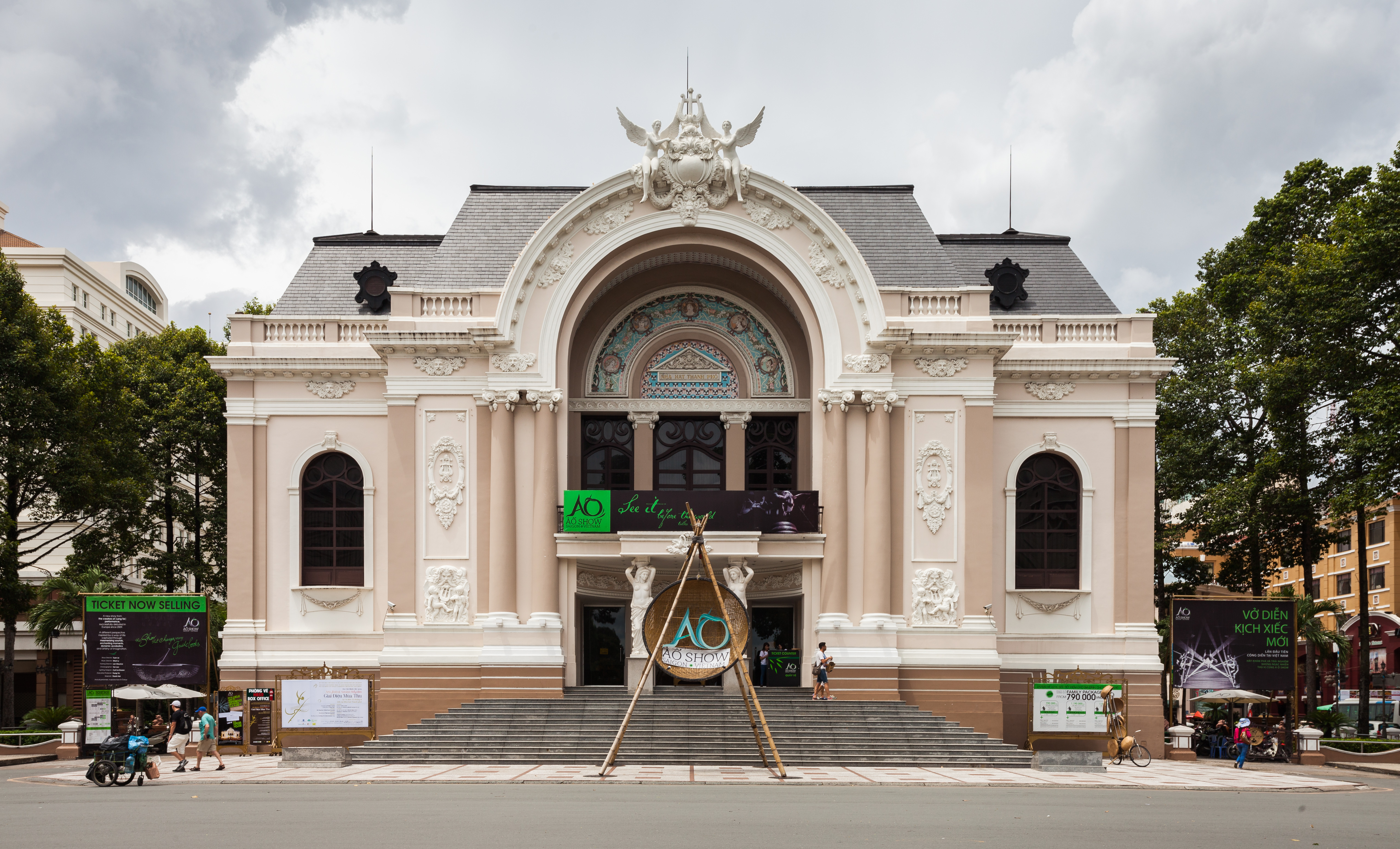 Municipal Theatre, Ho Chi Minh City - Wikipedia