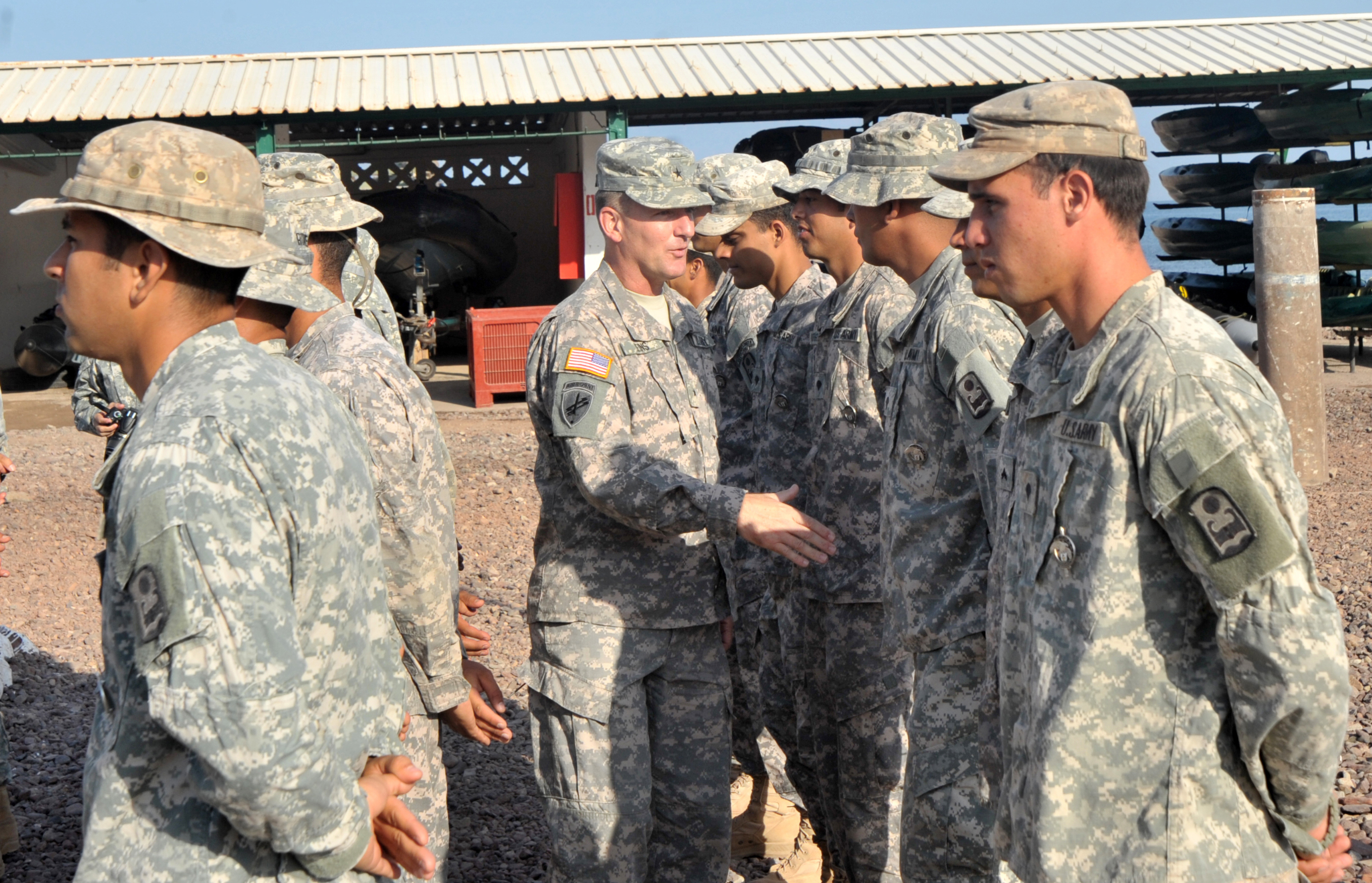 File1 65th Infantry Battalion Members Graduated French Course DVIDS223429