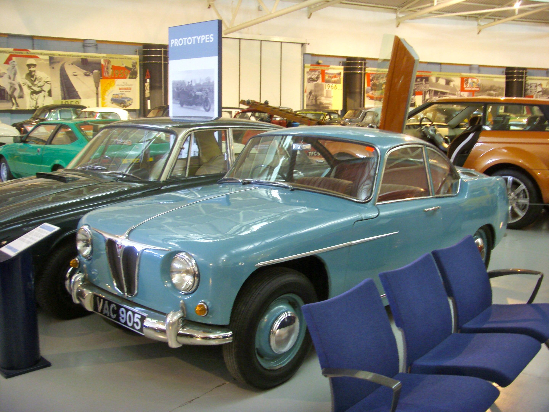 File 1956 Rover T3 Gas Turbine Prototype Heritage Motor Centre