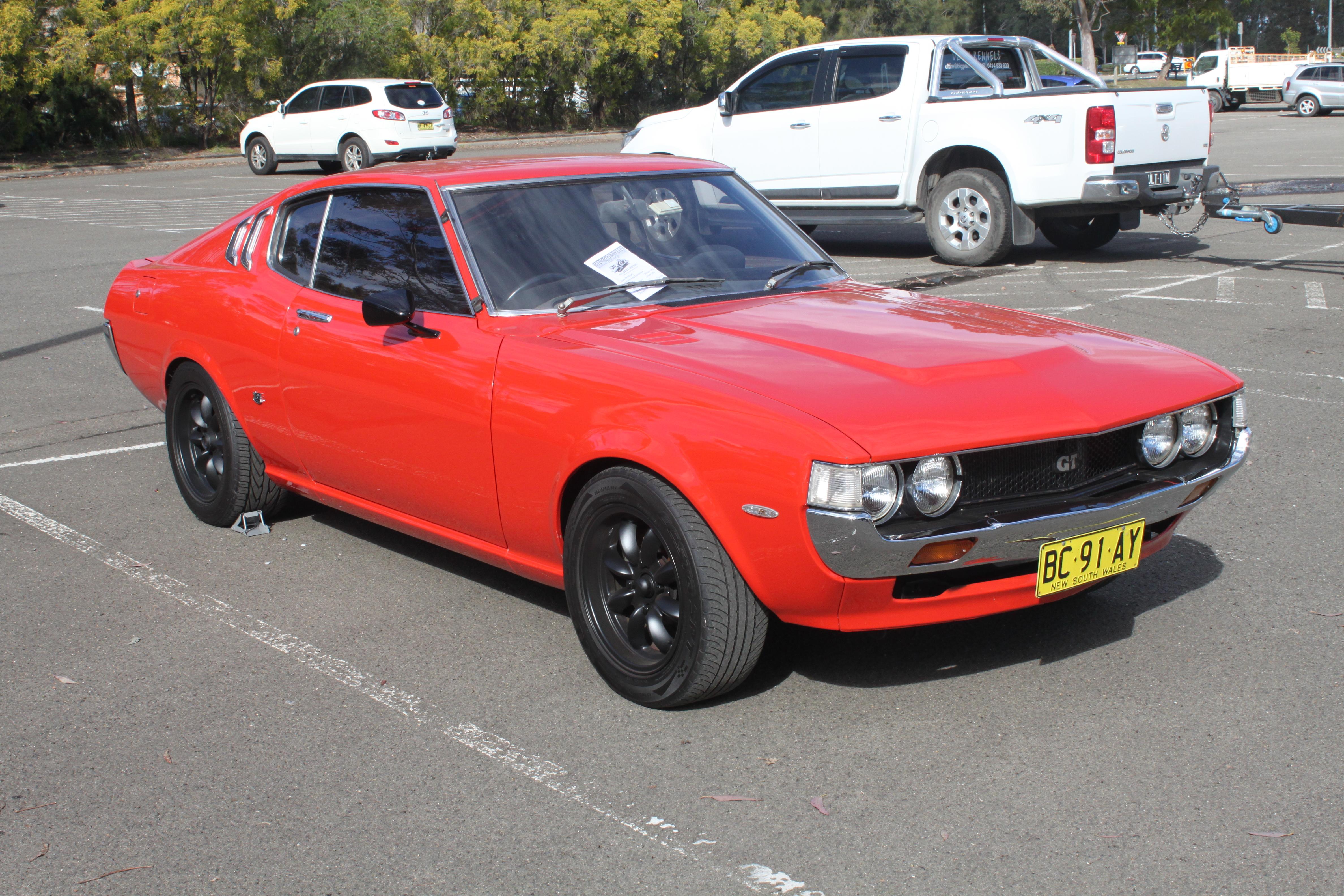 Toyota Celica Lt 1977 >> File:1977 Toyota Celica (RA28) LT liftback (20197667076).jpg - Wikimedia Commons