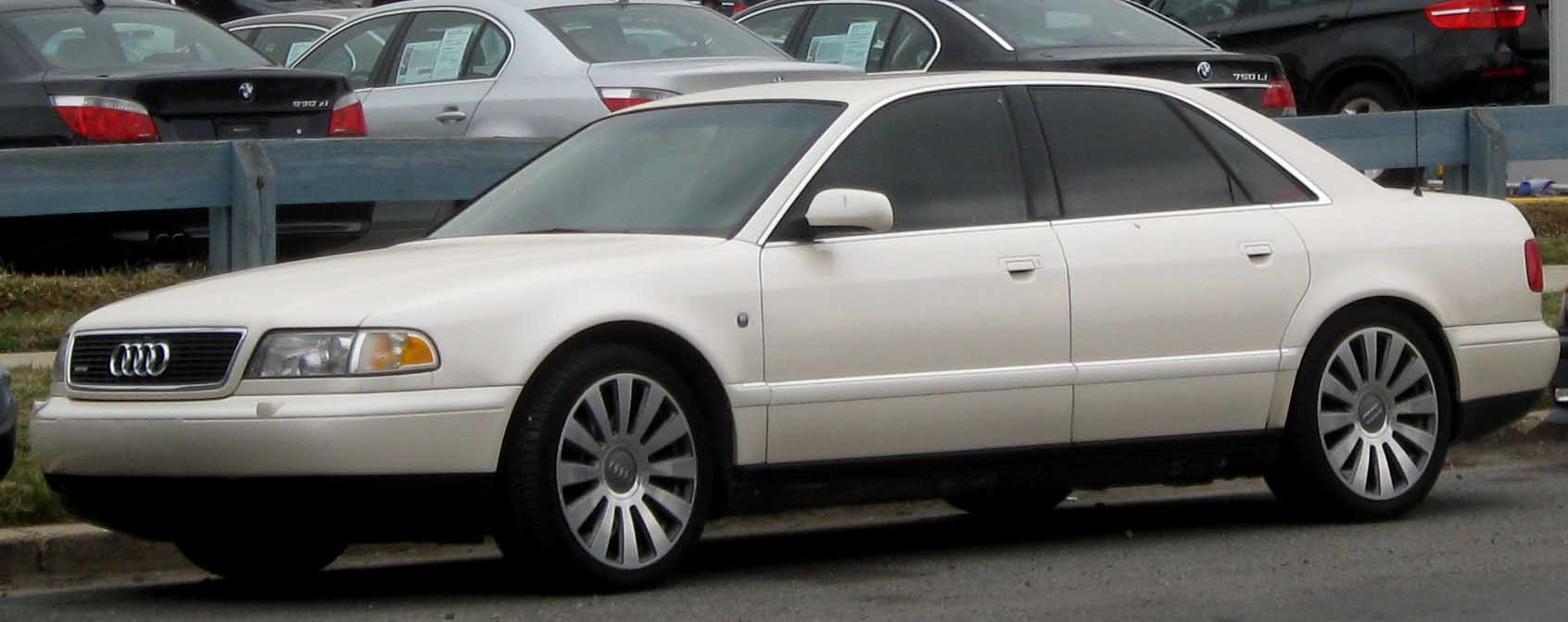 File 1st Audi A8 4 2 Jpg Wikimedia Commons