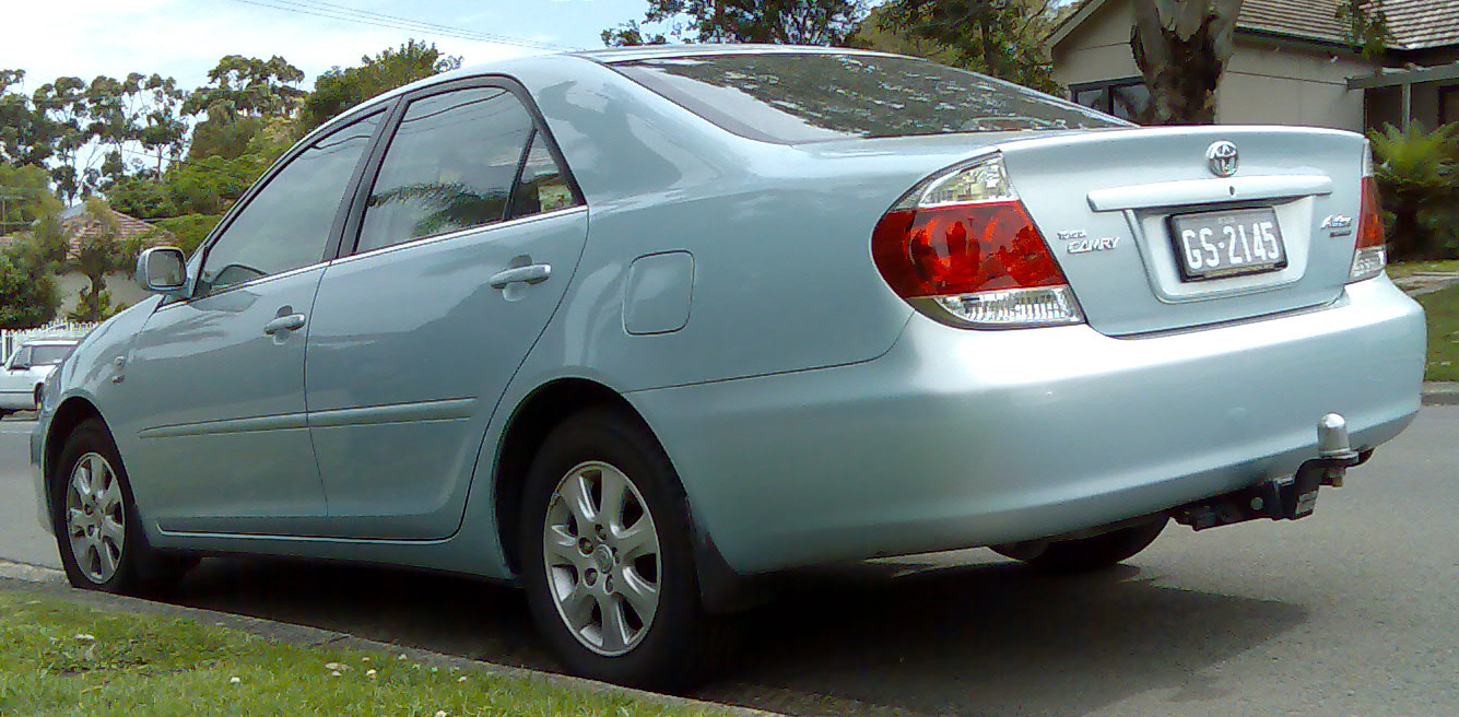 file 2005 2006 toyota camry acv36r altise limited sedan wikimedia commons. Black Bedroom Furniture Sets. Home Design Ideas