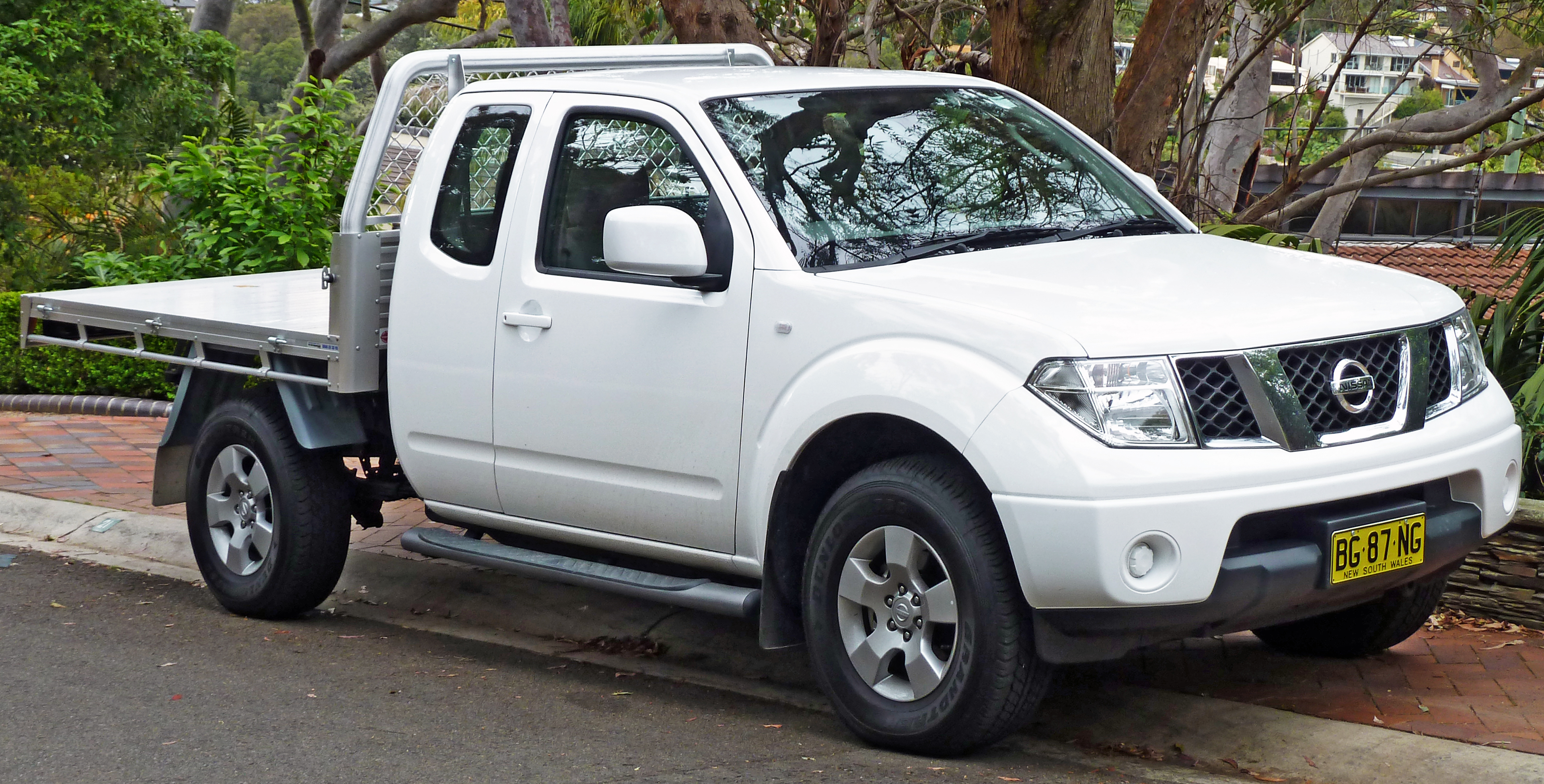 File 2008 2010 Nissan Navara D40 King Cab 4 Door Cab