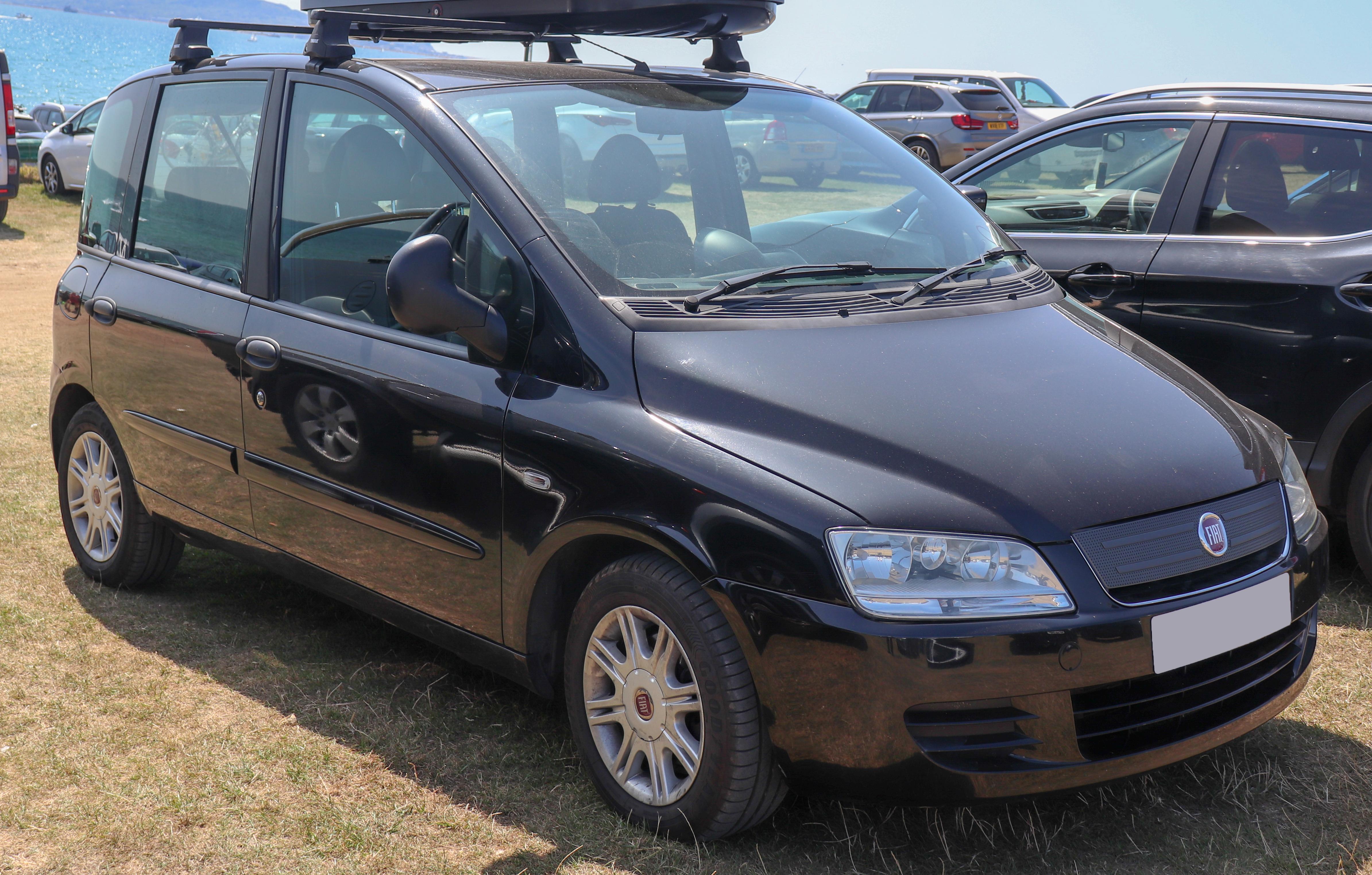 Fiat Multipla Wikipedia A Enciclopedia Livre