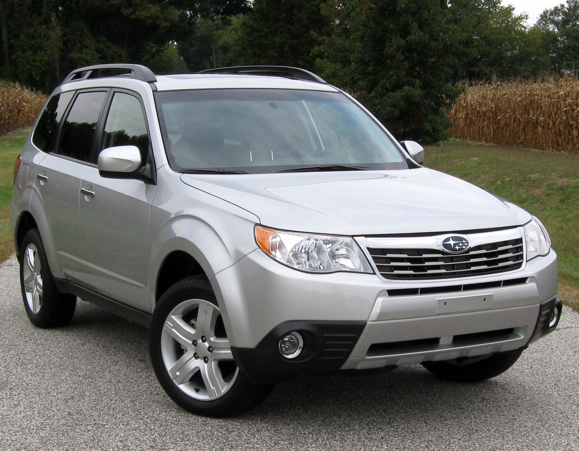 File:2010 Subaru Forester 2.5X Limited 6 -- 10-02-2009.jpg ...