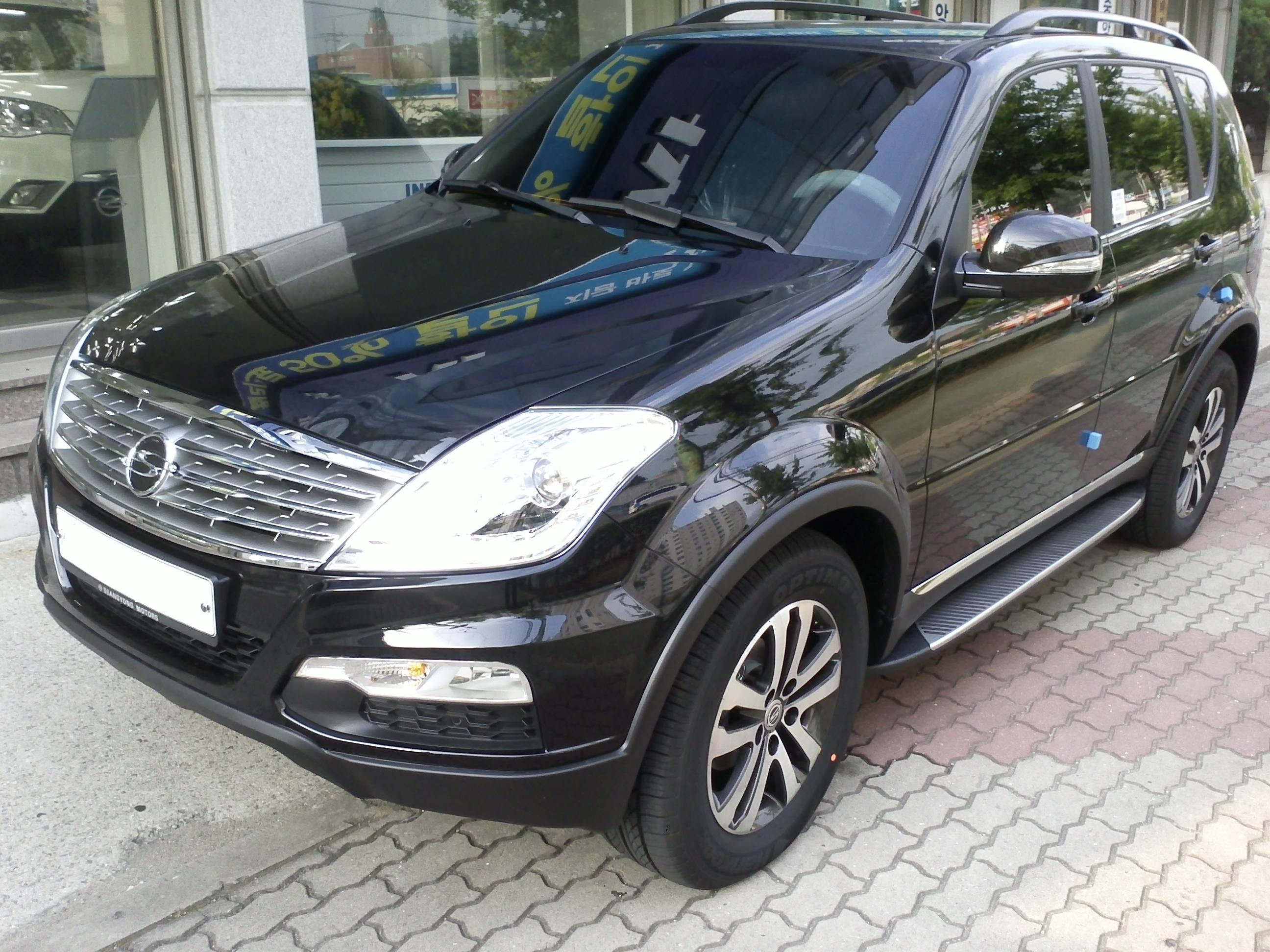 file 20120627 ssangyong rexton w wikimedia commons. Black Bedroom Furniture Sets. Home Design Ideas