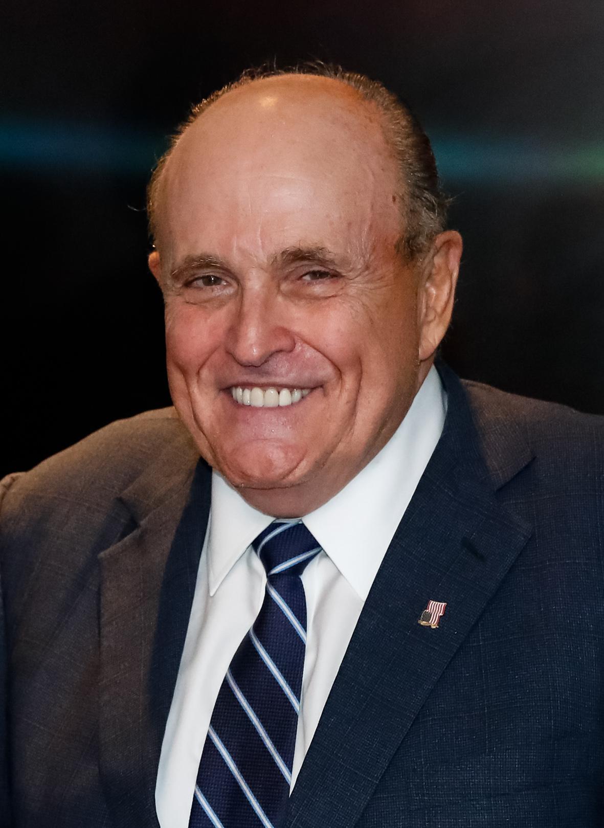 Rudy Giuliani - Wikipedia