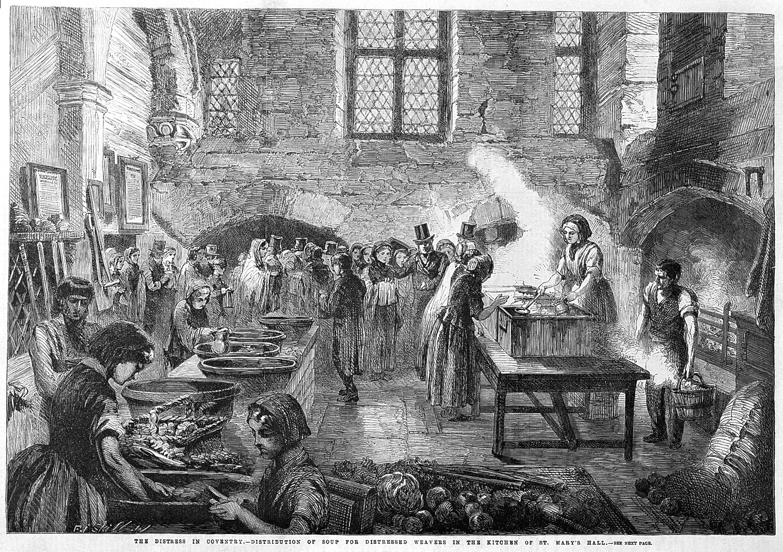 File:A soup kitchen Wellcome L0000922.jpg - Wikimedia Commons