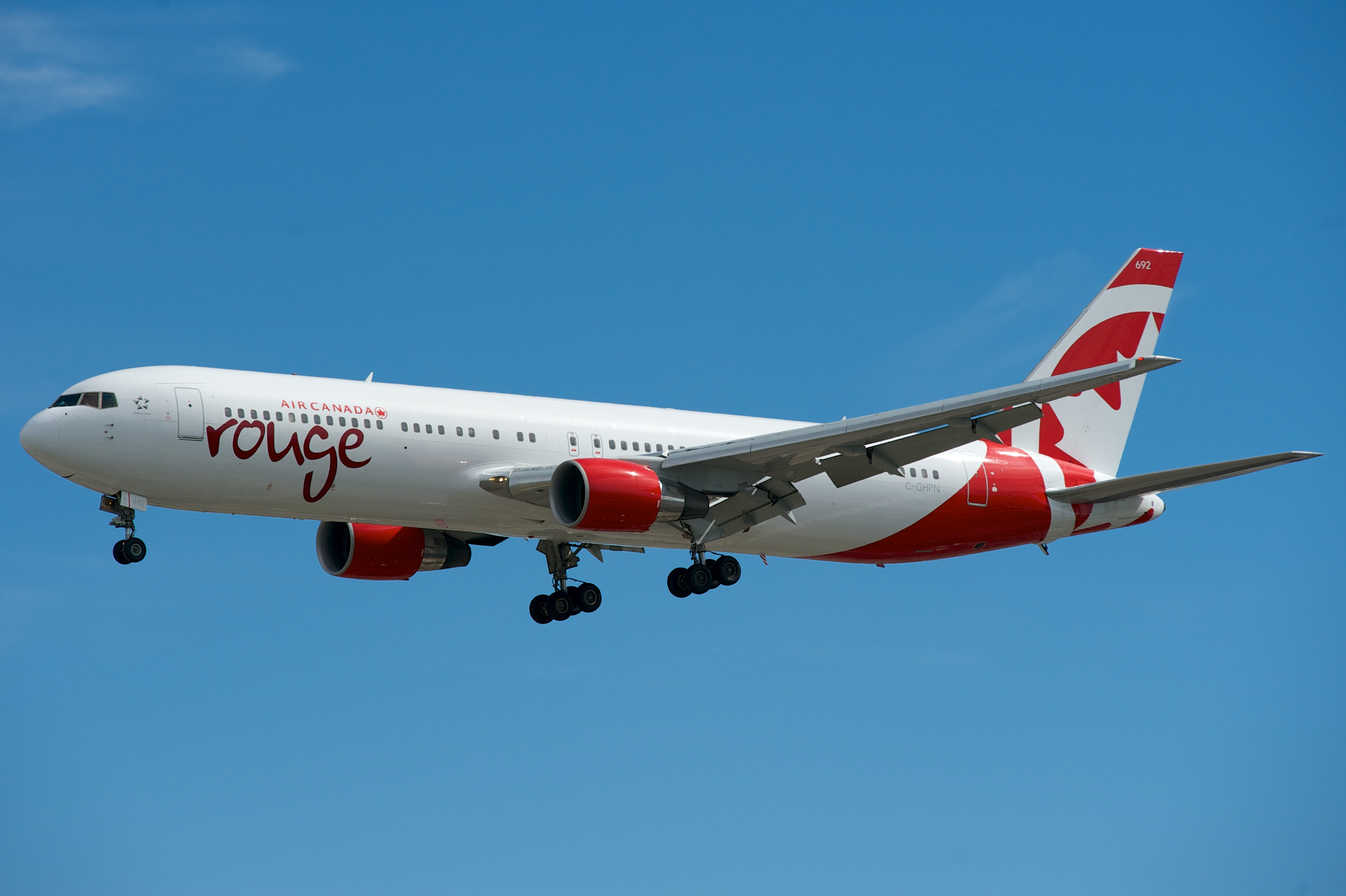 Air Canada Rouge Toronto Zagreb