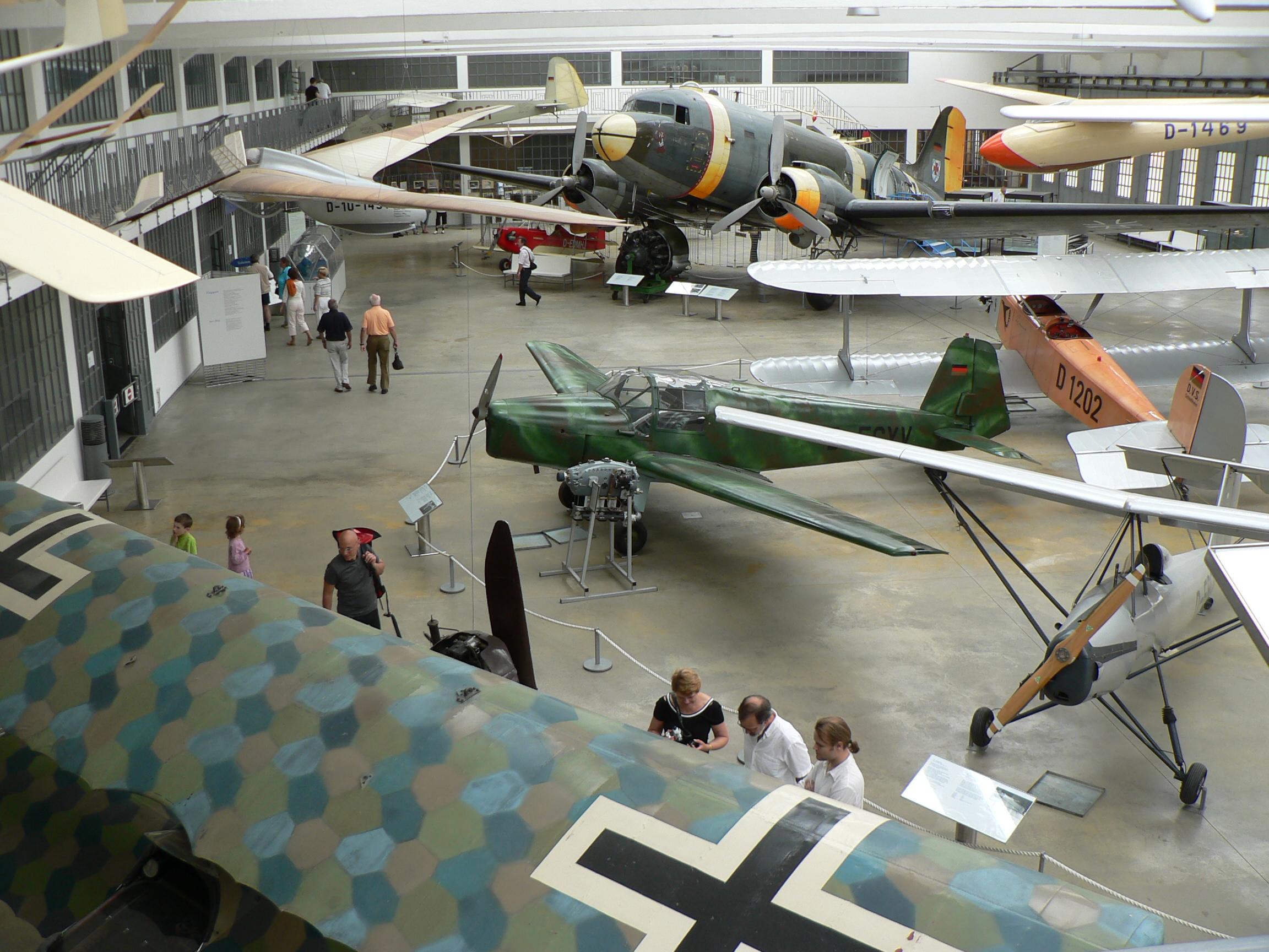 Deutsches Museum Flugw...