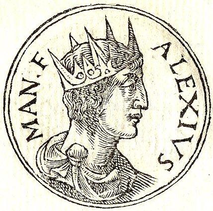 Alexios II - komnenos