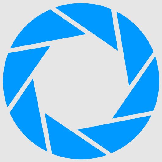 file:aperture science logo (light grey background) - wikimedia