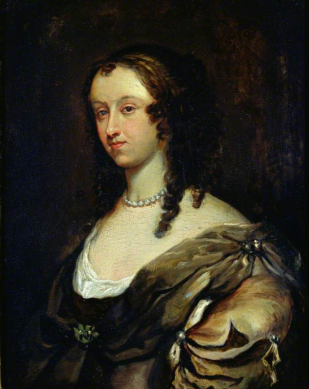 Aphra Behn by Mary Beale 2