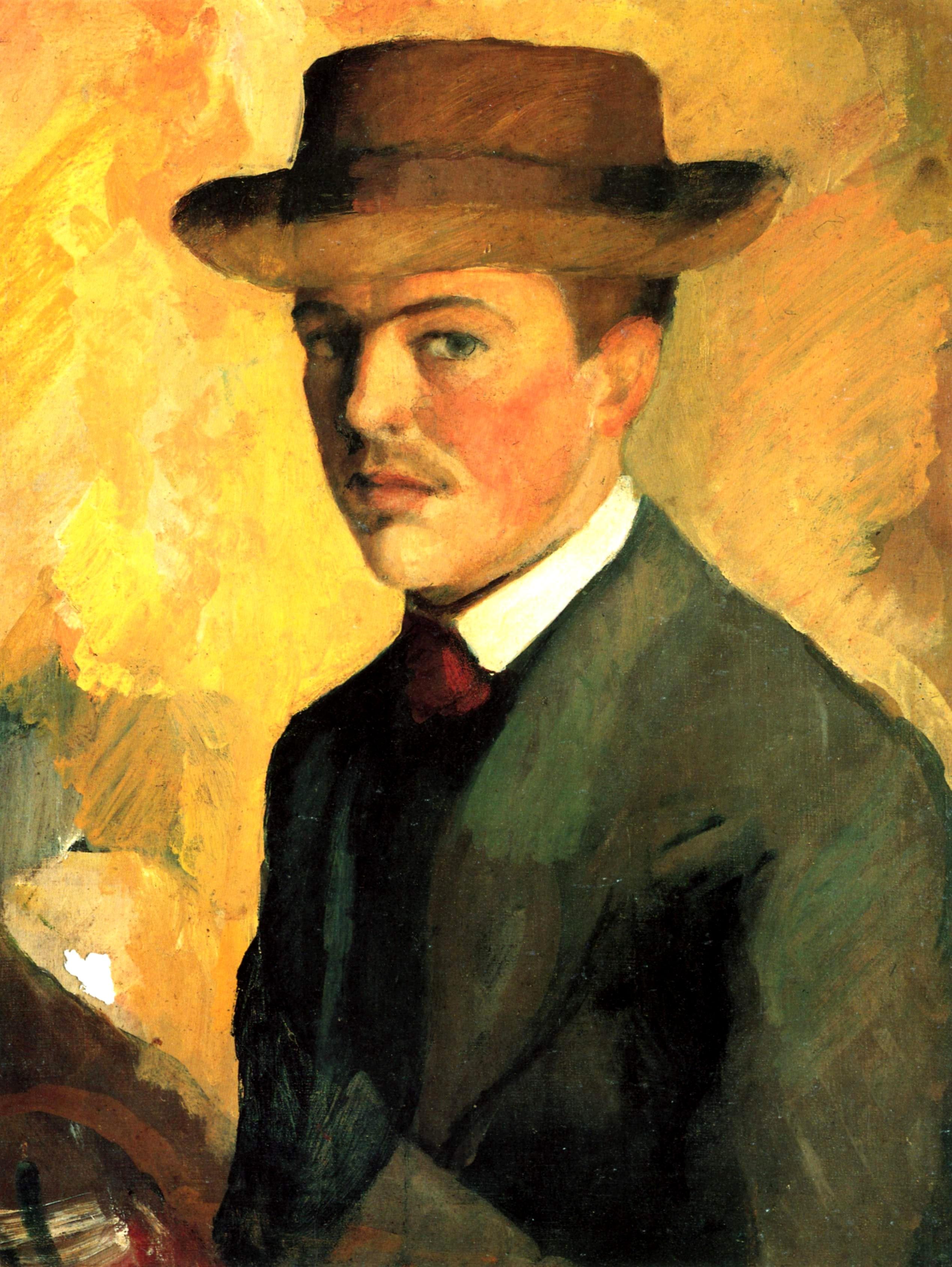August Macke tot