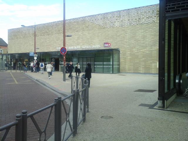 Gare d'Aulnay-sous-Bois