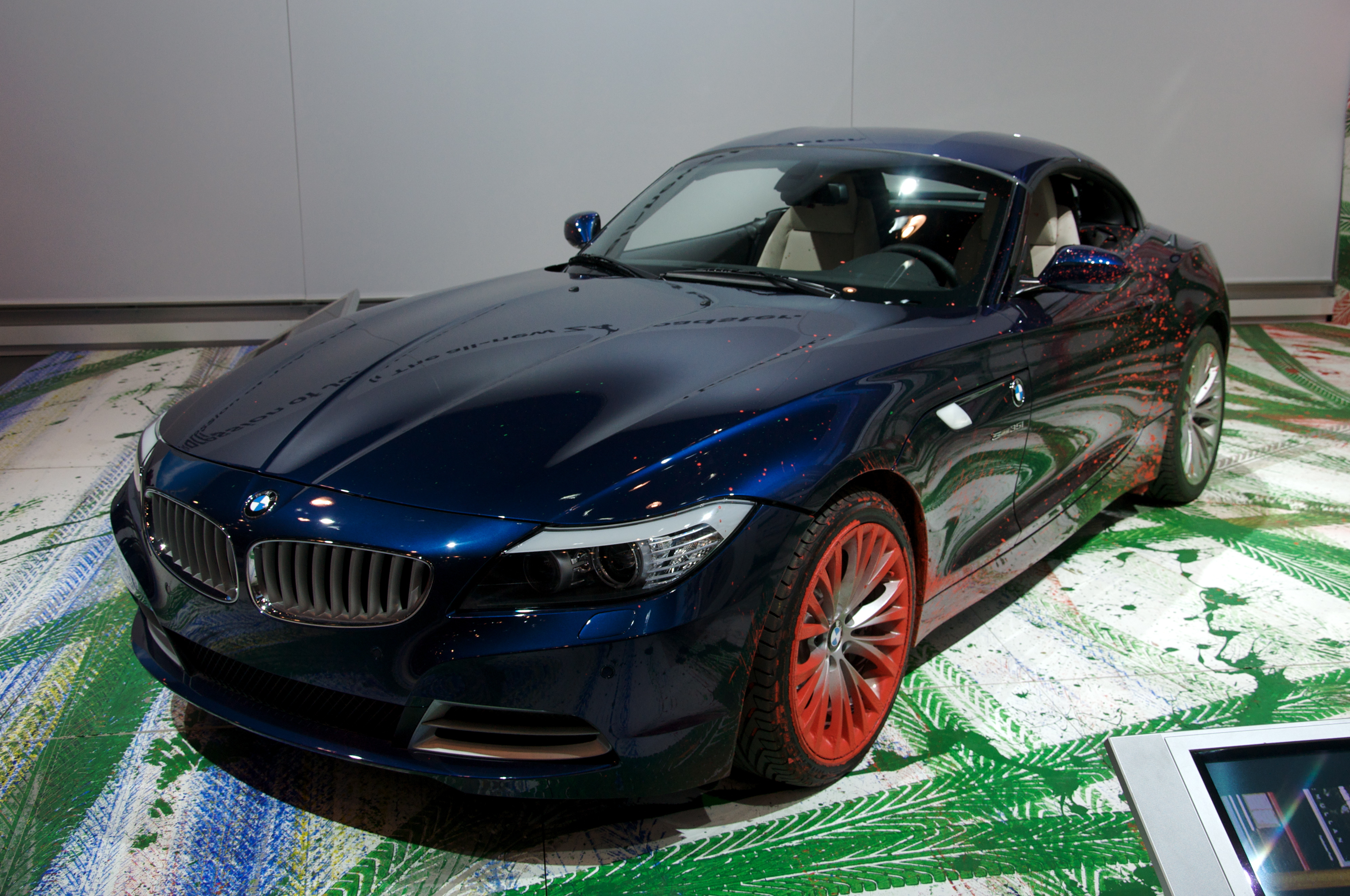 file bmw z4 2009 ny wikipedia. Black Bedroom Furniture Sets. Home Design Ideas