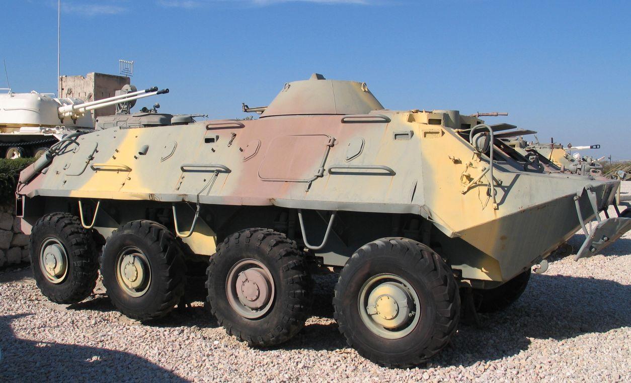 БТР 60 - Мир танков - история танков, танки второй мировой ...