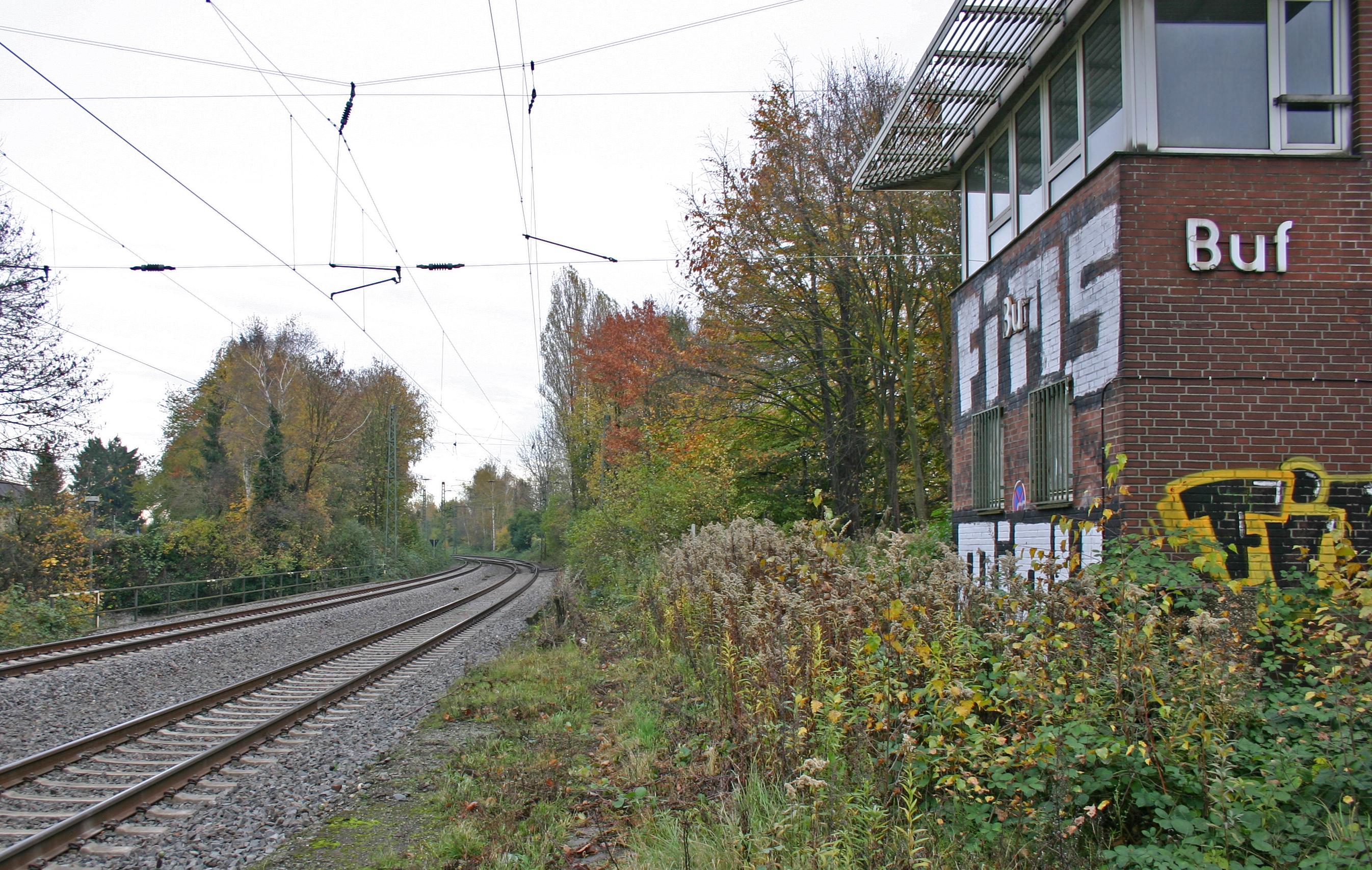 File Bahnhof Gelsenkirchen Buer Nord 04 Stellwerk Buf Jpg