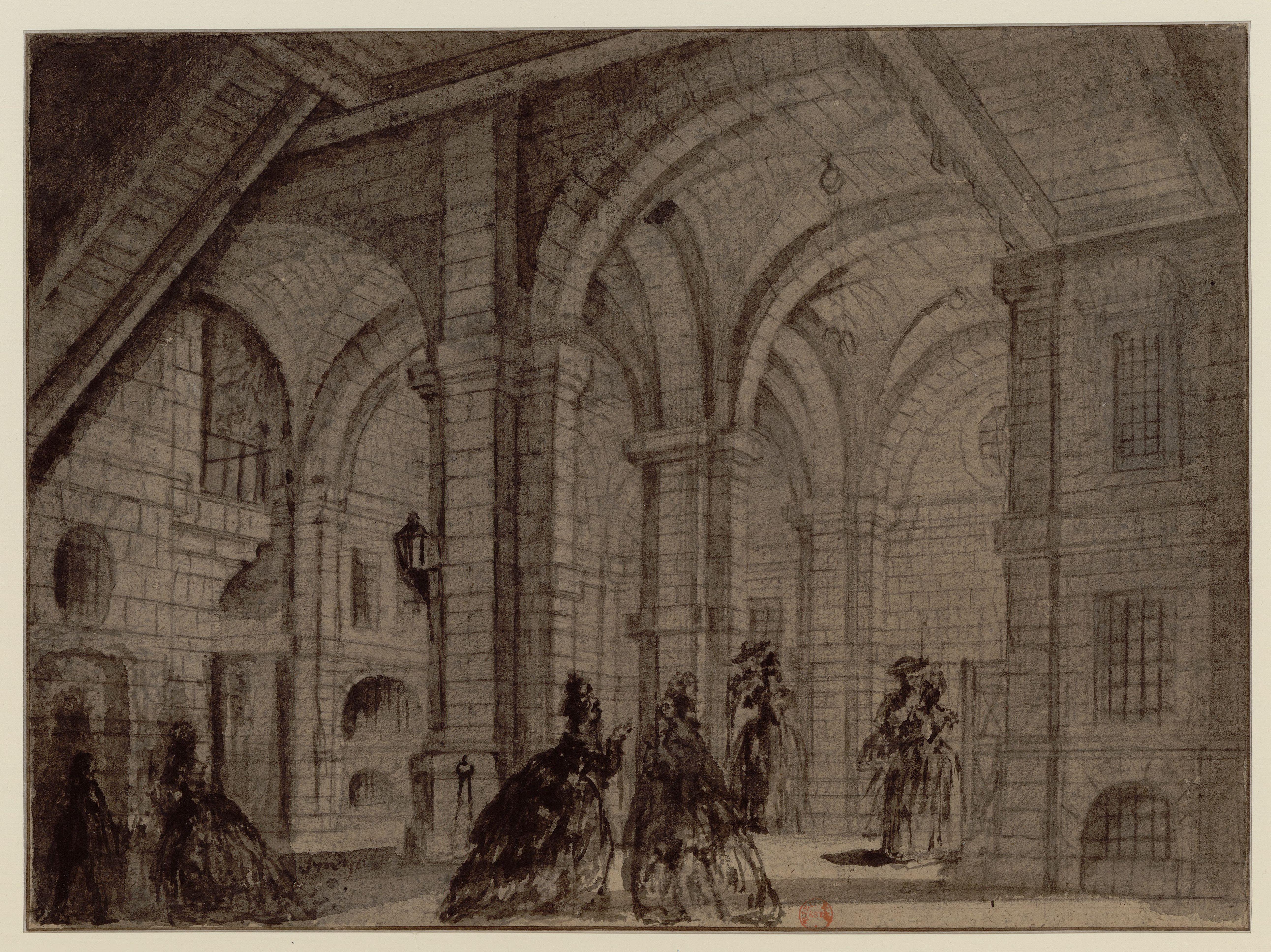 Bastille_Interior_1785
