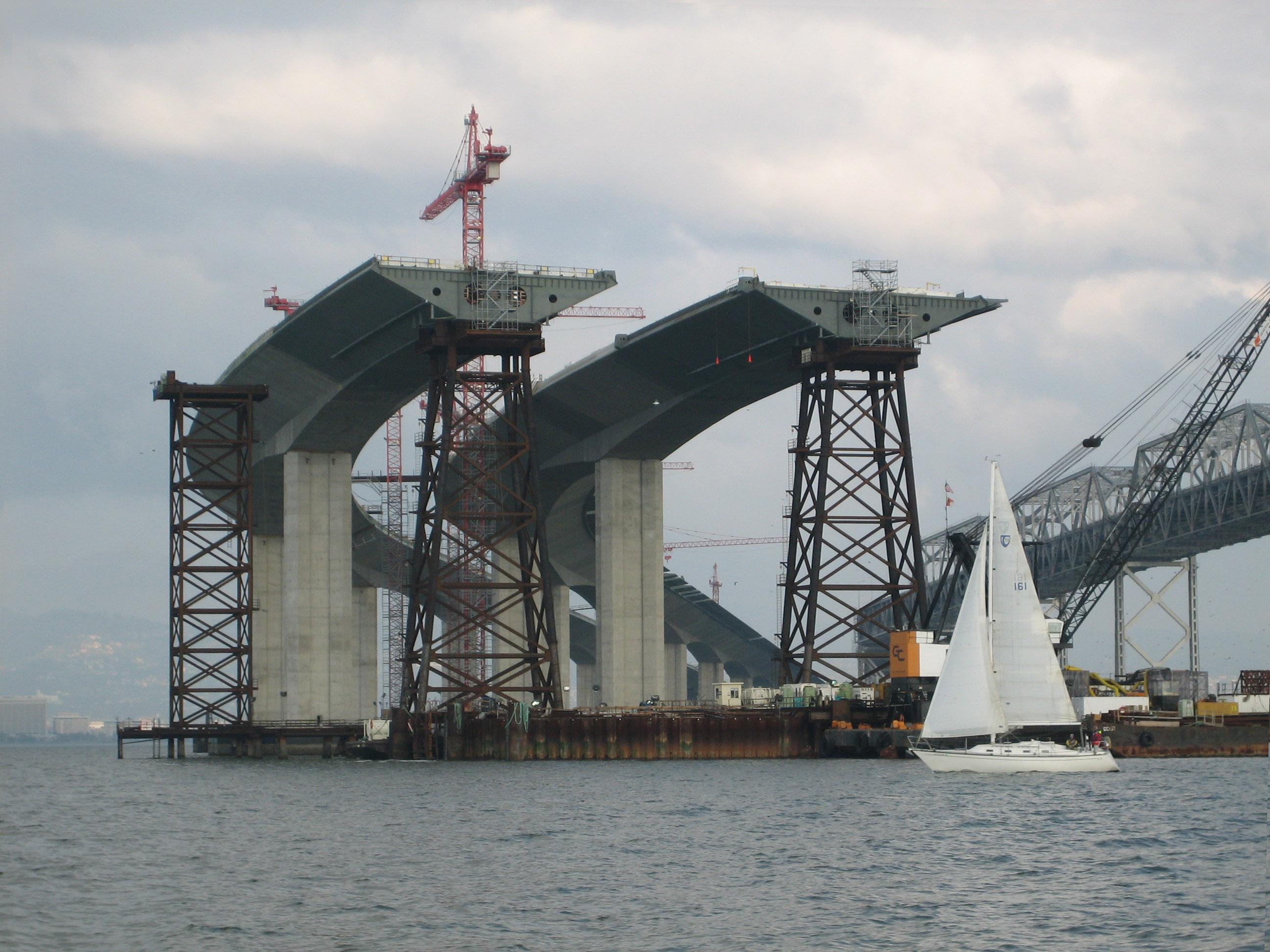 File:Bay bridge construction.jpg - Wikipedia