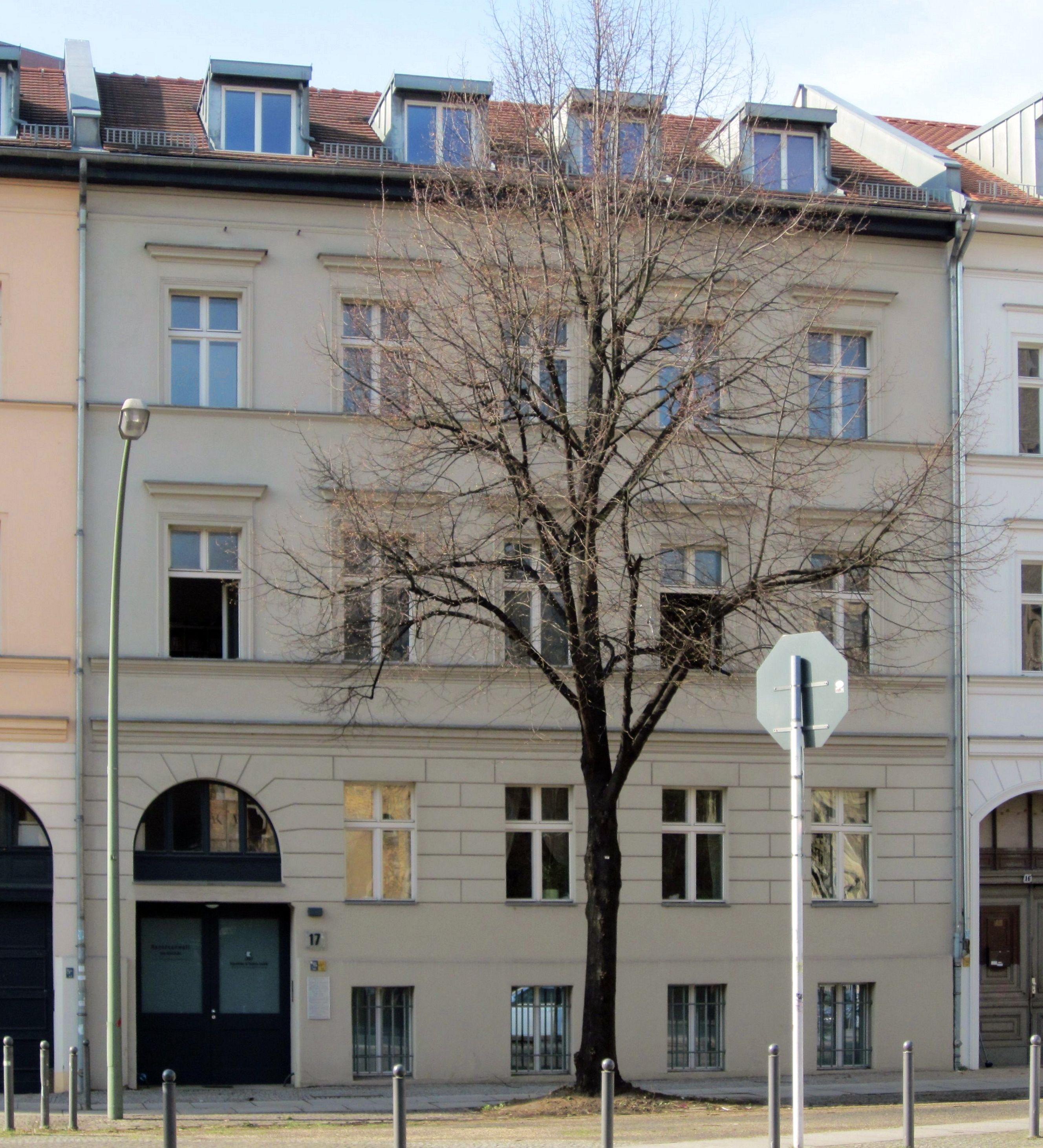 Berlin Hannoversche Straße