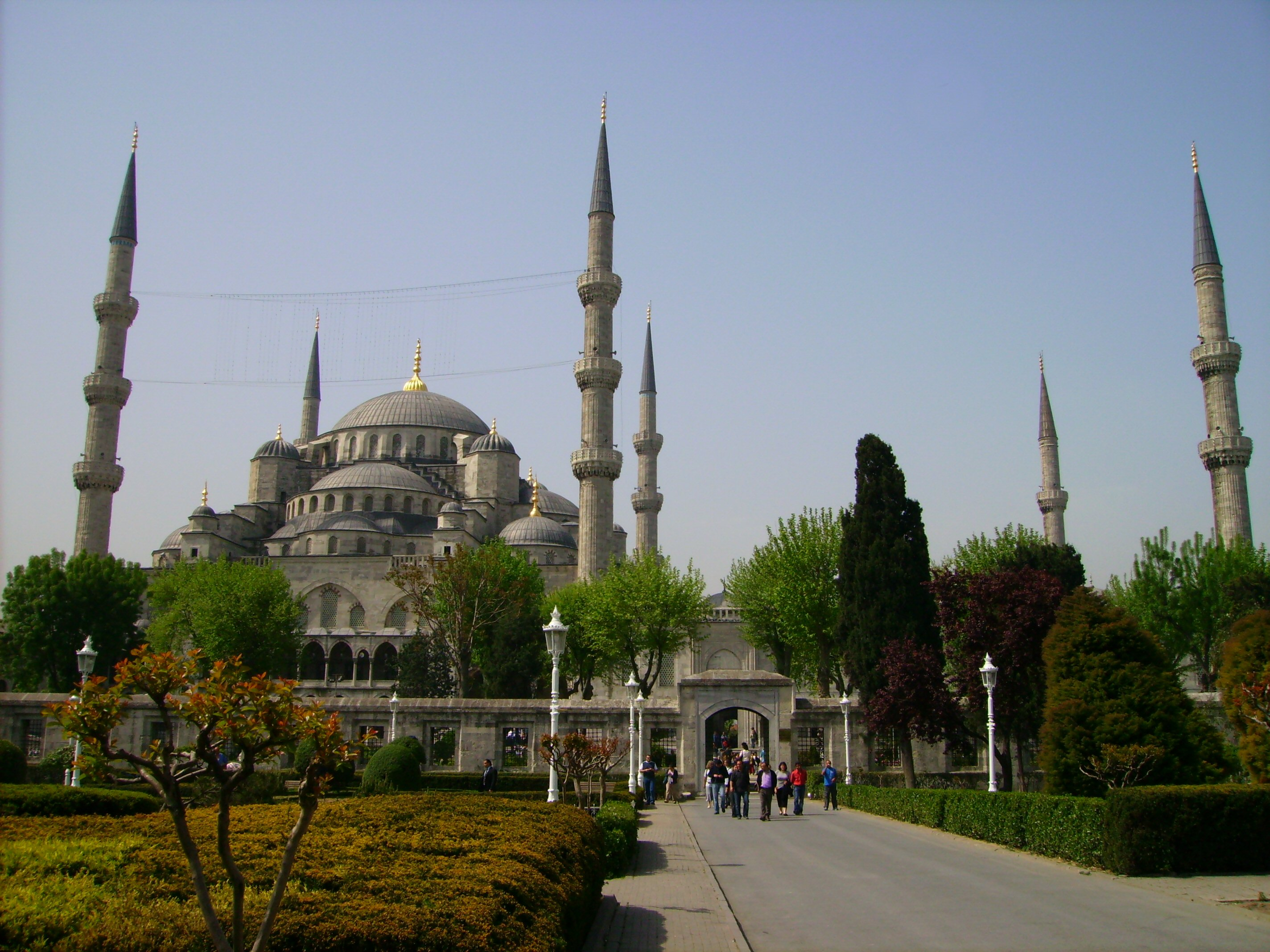 C A Turkey Istanbul Bestand:Blue Mosque, I...