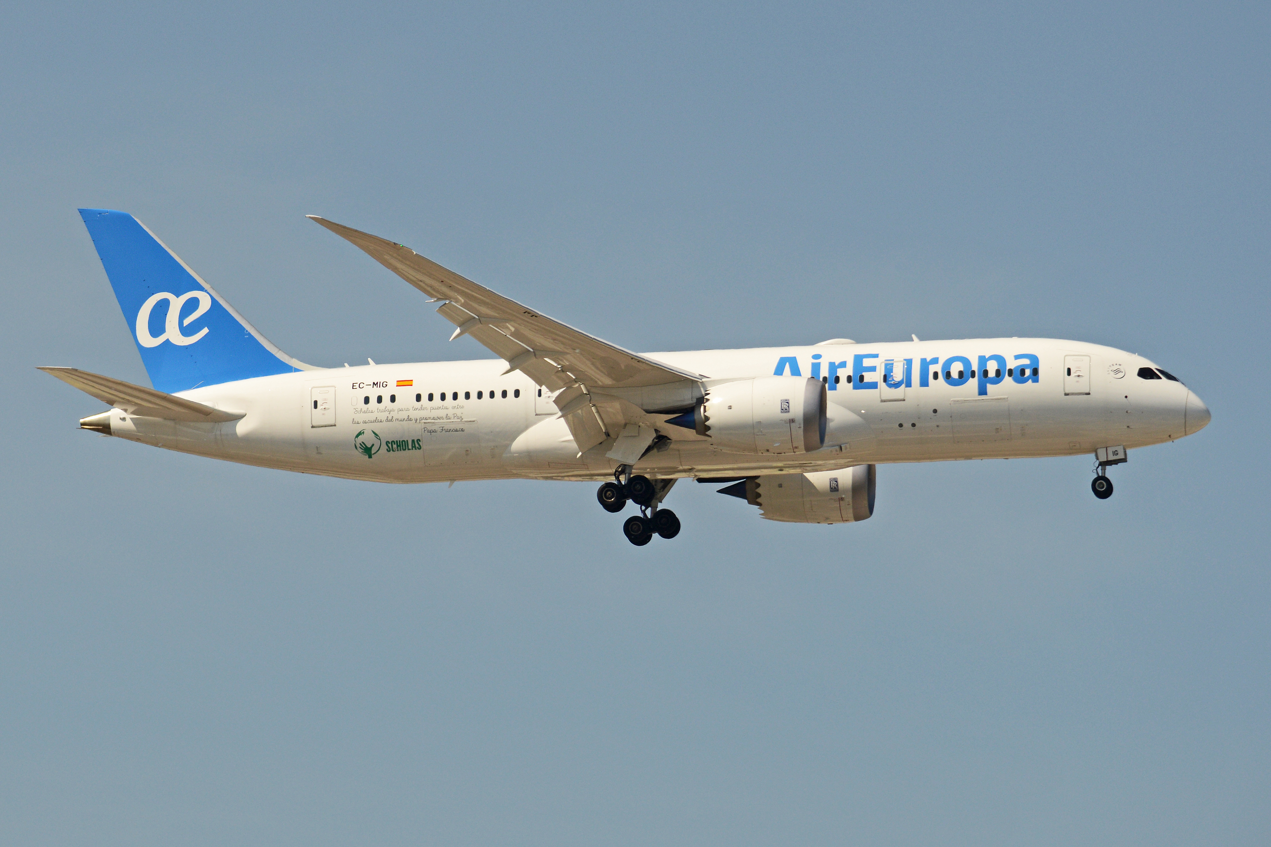 Air Europa Wikipedia La Enciclopedia Libre