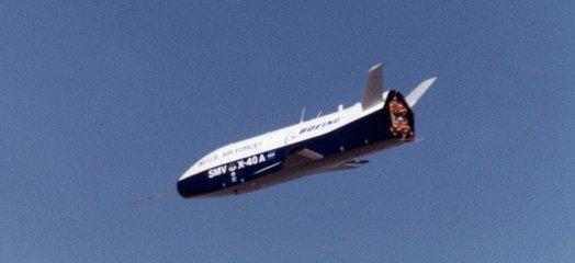 Boeing X-40