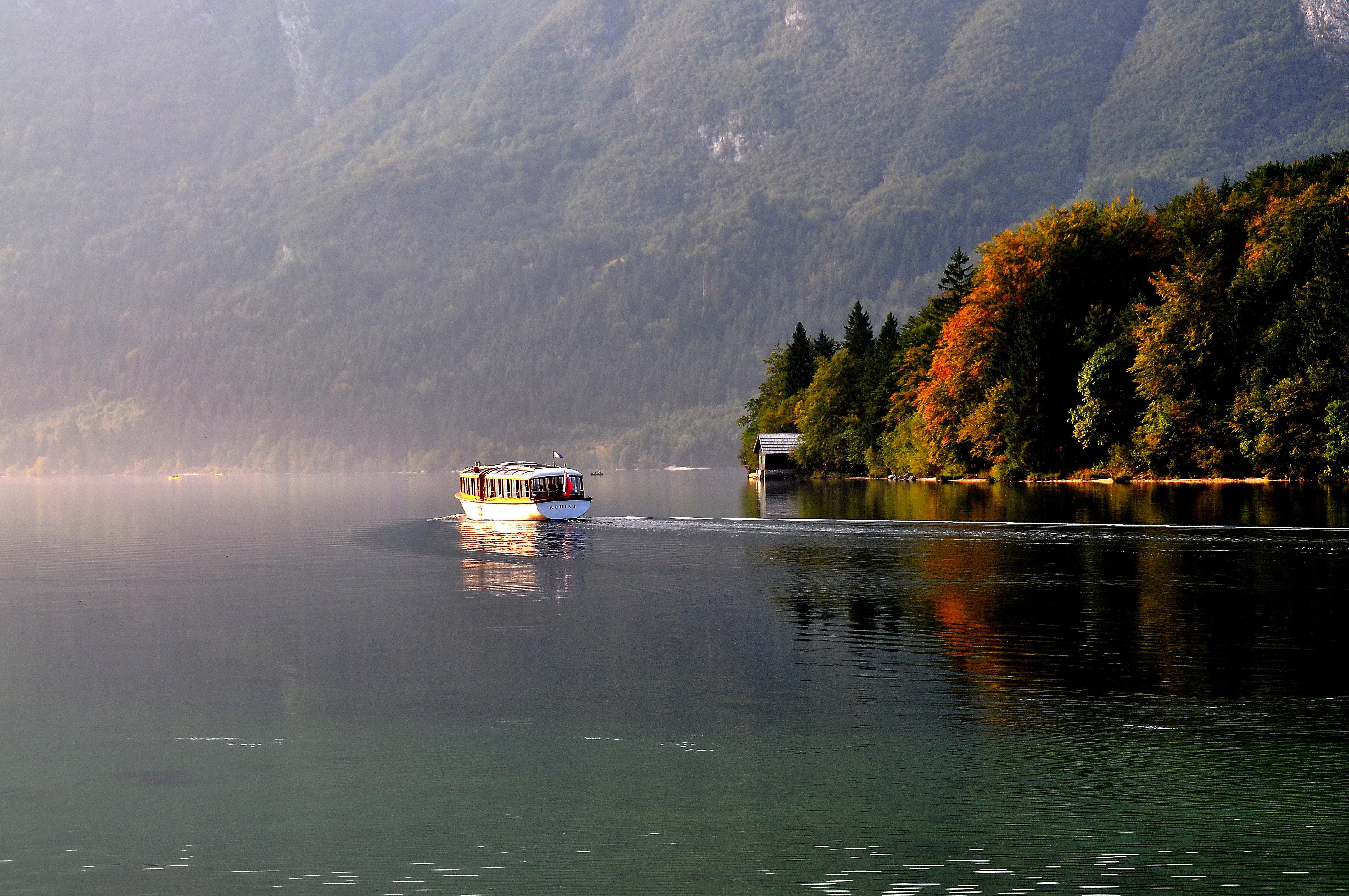 Bohinjsko Jezero Slovenia  city photos : Beschreibung Bohinjsko jezero Oberkrain Slowenien 20092009 67