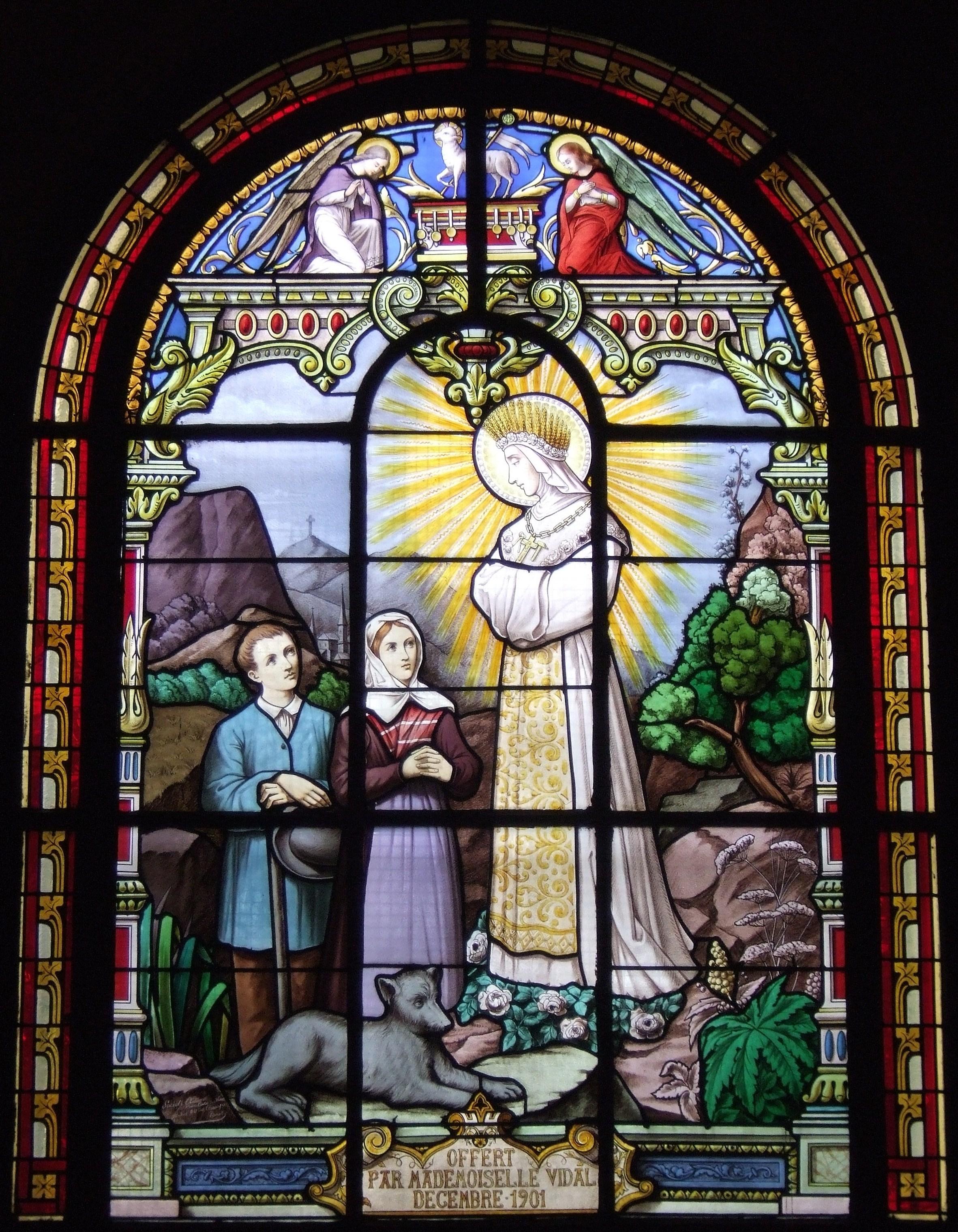Apparition mariale de La Salette — Wikipédia