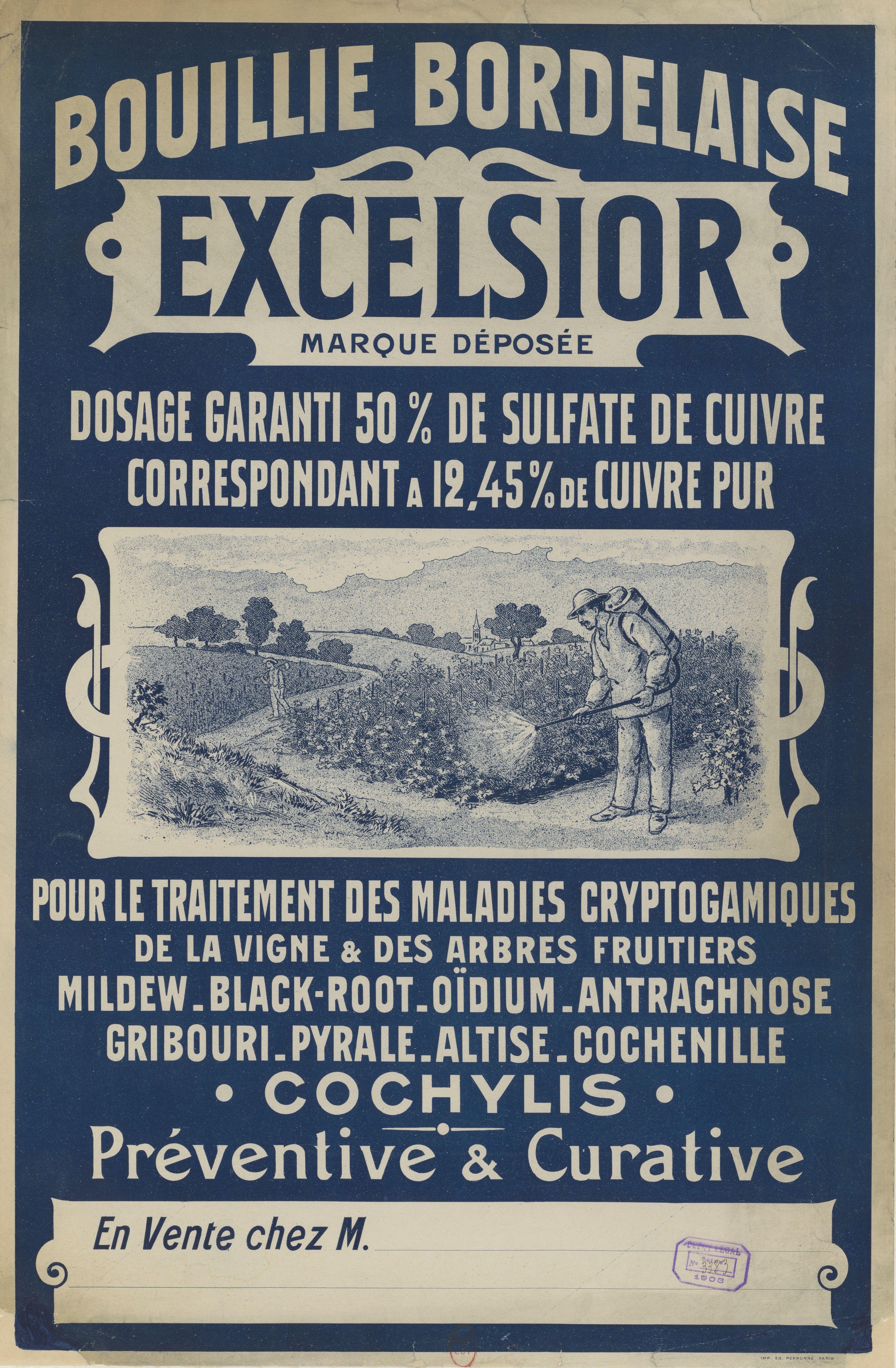 Portail protection des cultures wikiwand for Bouillie bordelaise piscine