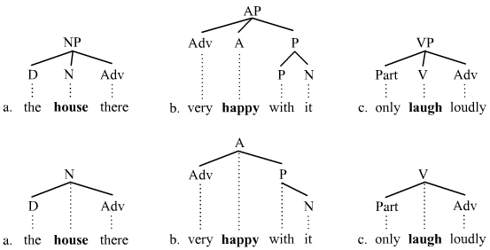 Branching Linguistics Wikipedia