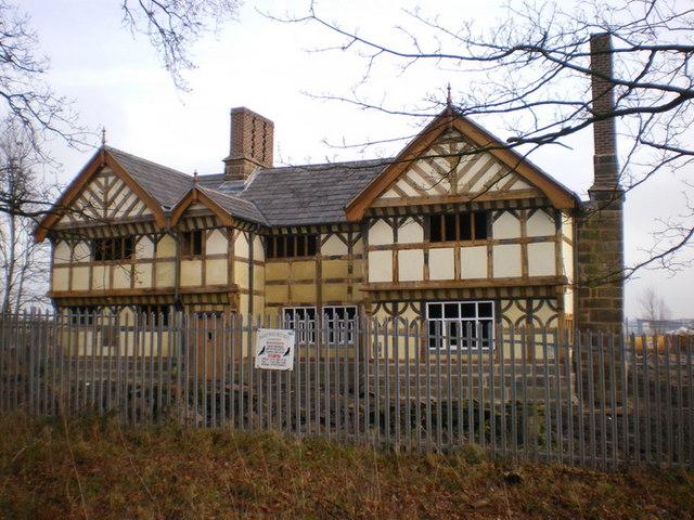 Buckshaw Hall Wikipedia
