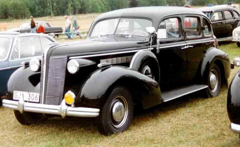 File buick 41 special 4 dorrars touring sedan for 1937 buick 4 door sedan