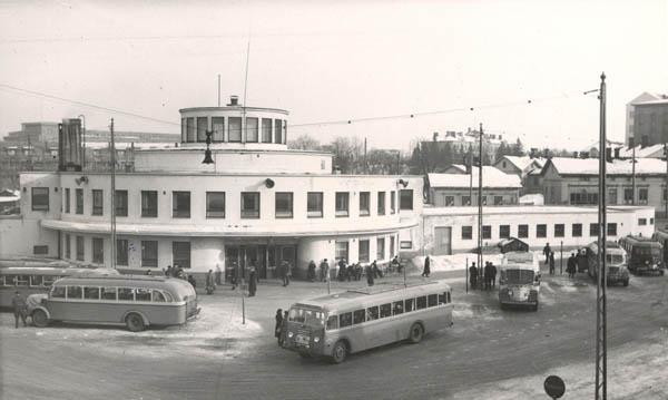 Matkahuolto Turku