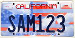 California 9-11 memorial license plate.jpg
