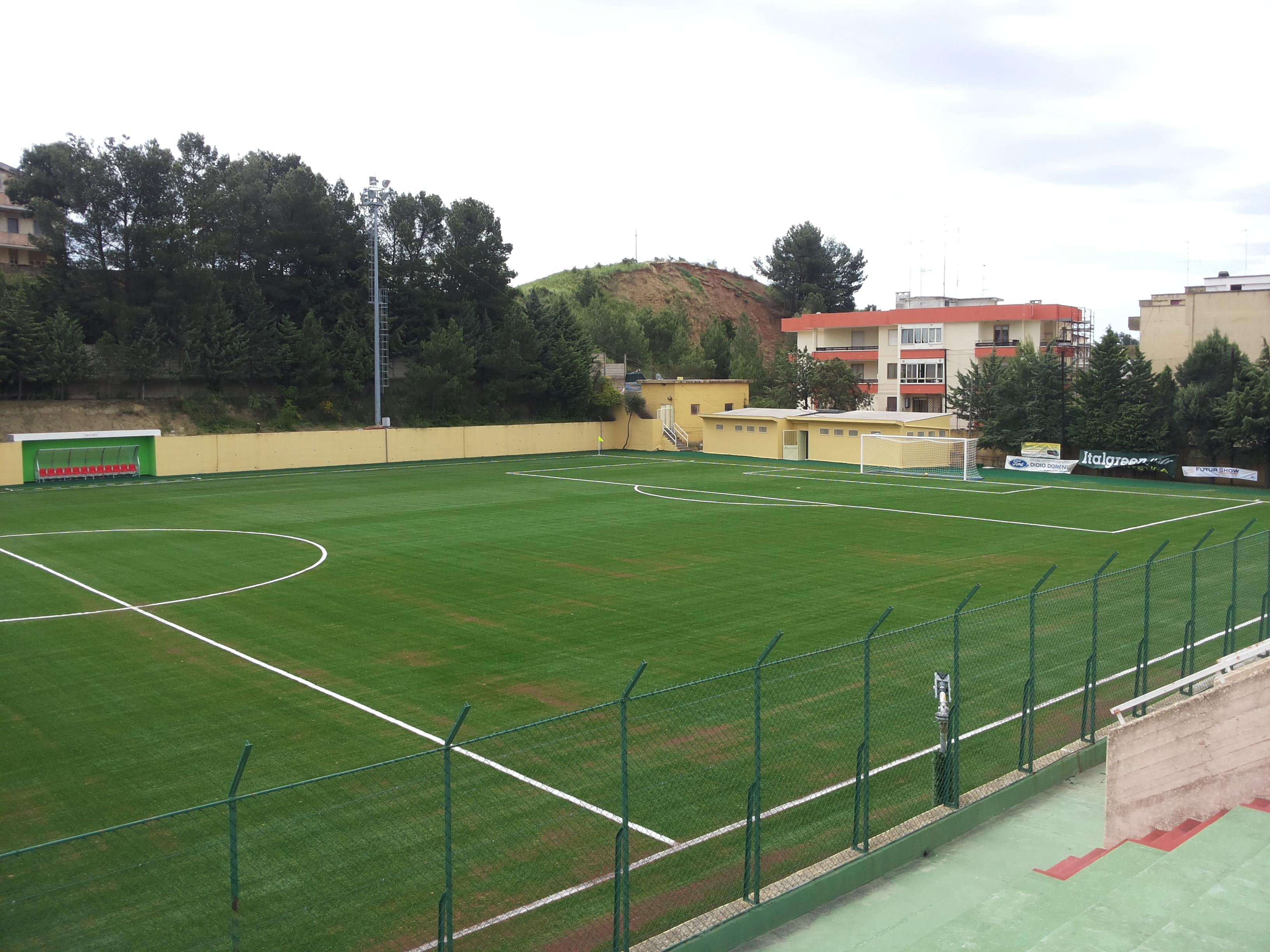 Campo Sportivo Villa D Arco Cordenons Indirizzo