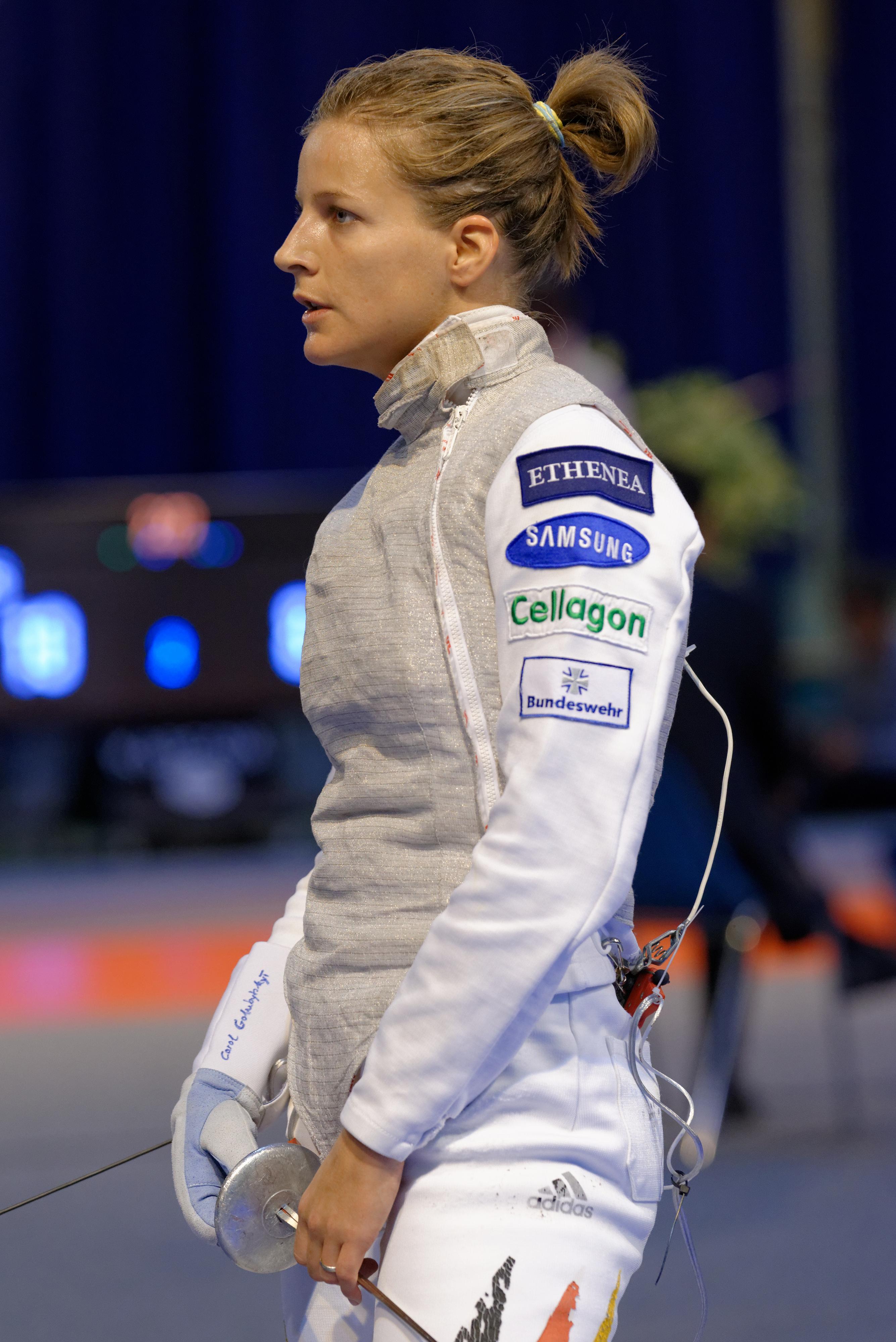 Carolin Golubytskyi