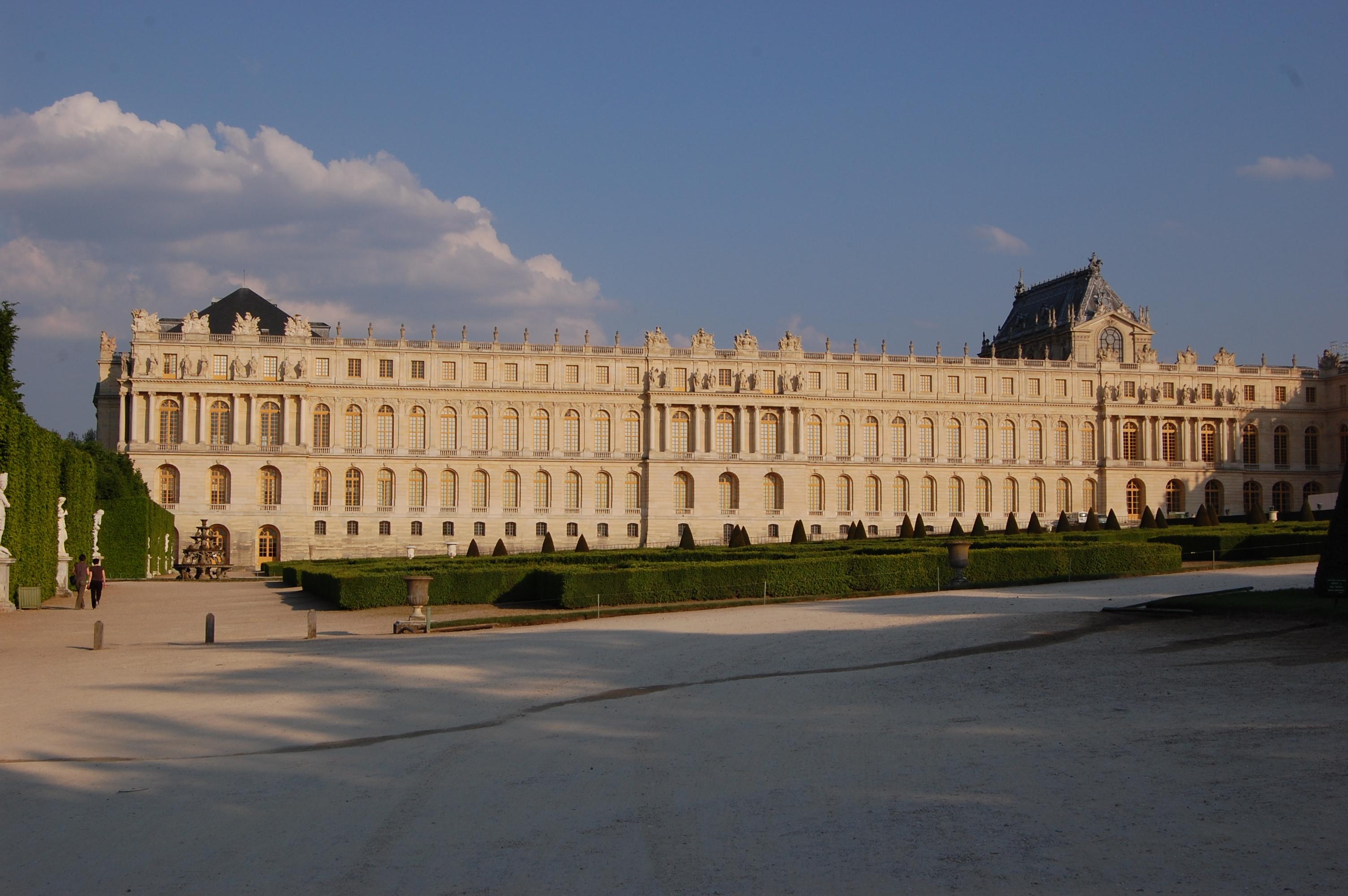 Le ch teau de versailles arts et voyages - Photo chateau de versailles ...