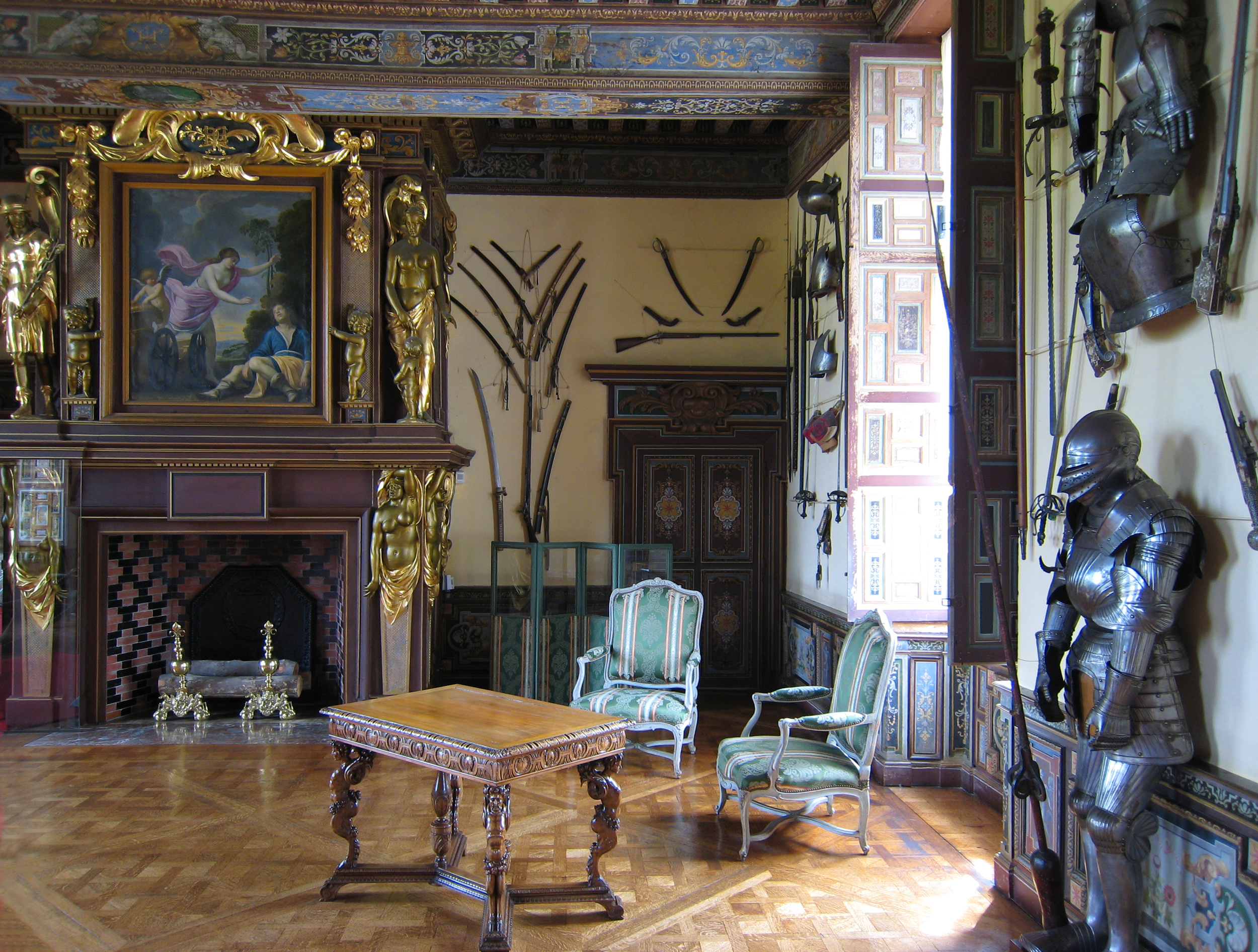 The Guards Room