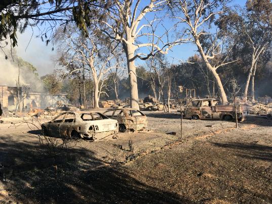 Clayton Fire - Wikipedia on