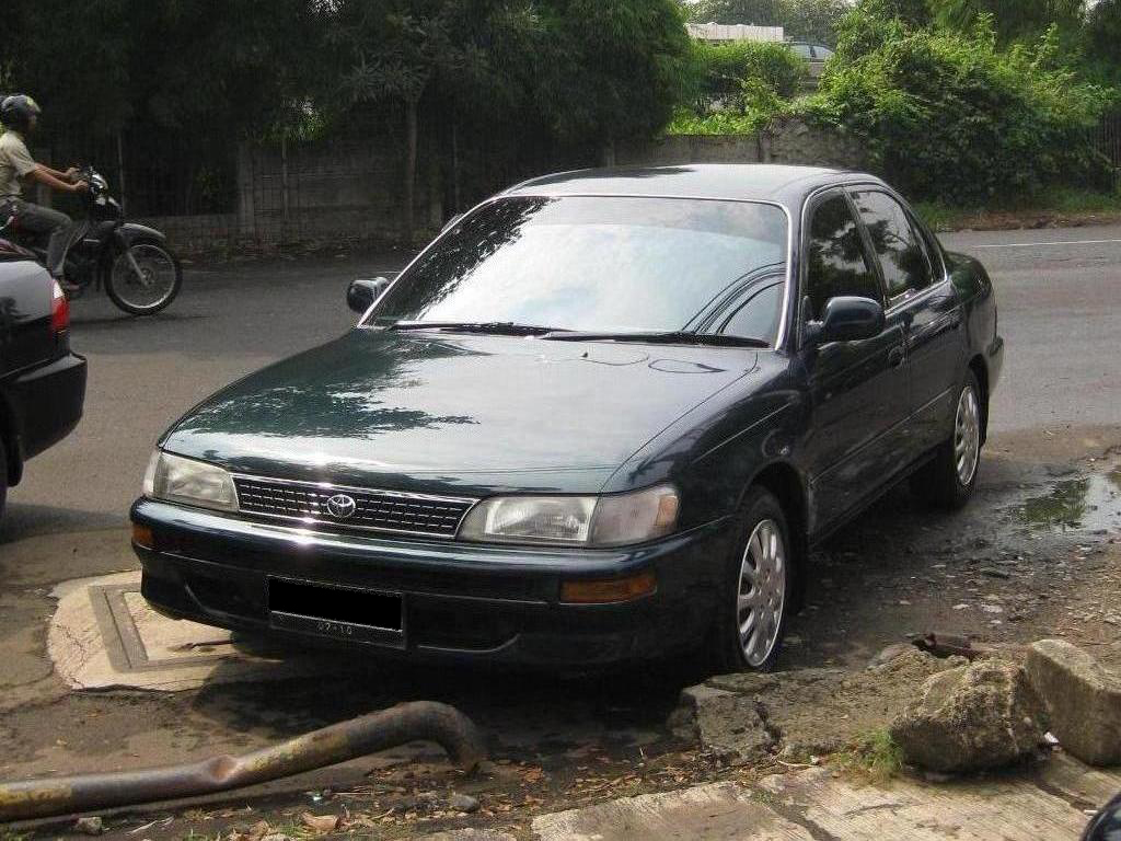 2000 Toyota Corolla G 1 5 4wd Automatic Related Infomation