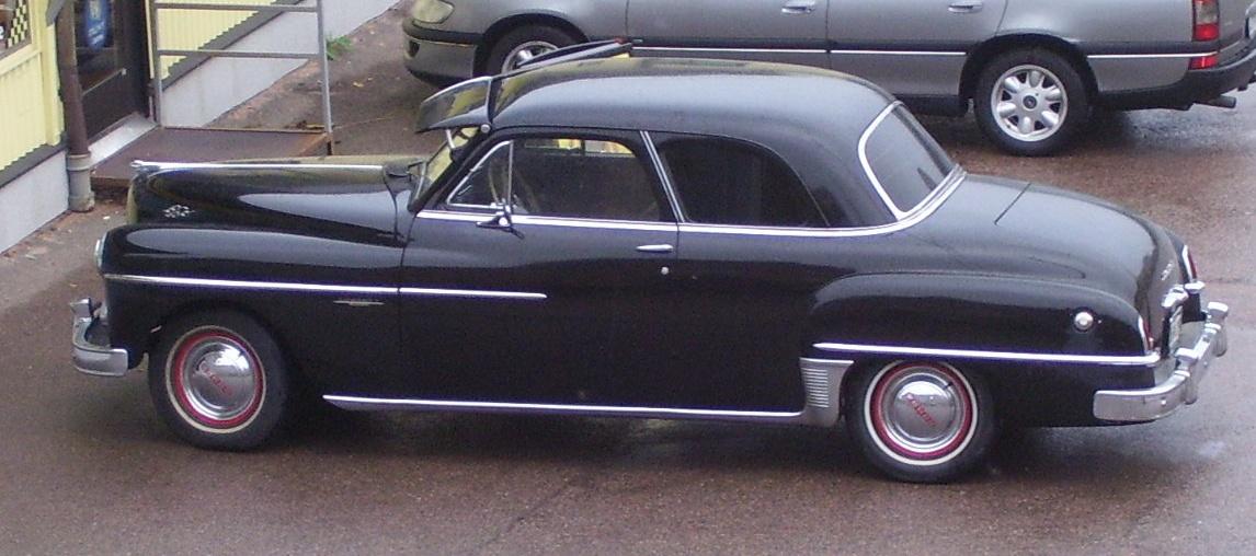 File:Dodge Coronet Coupé -50.jpg - Wikimedia Commons