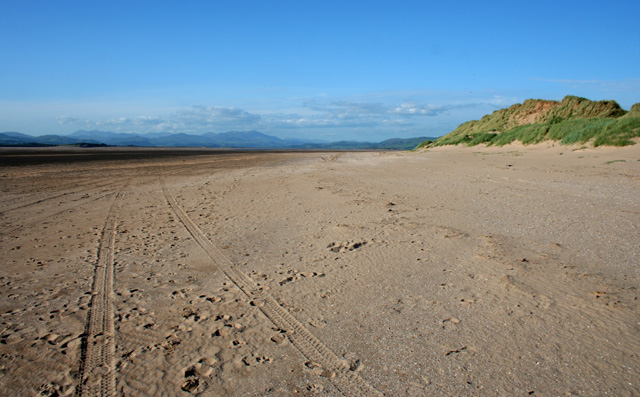 Duddon Sands and Sandscale Haws - geograph.org.uk - 849816
