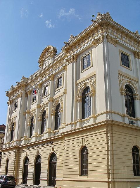 File edificio del ministerio de gobierno y justicia for Oficina del casco antiguo