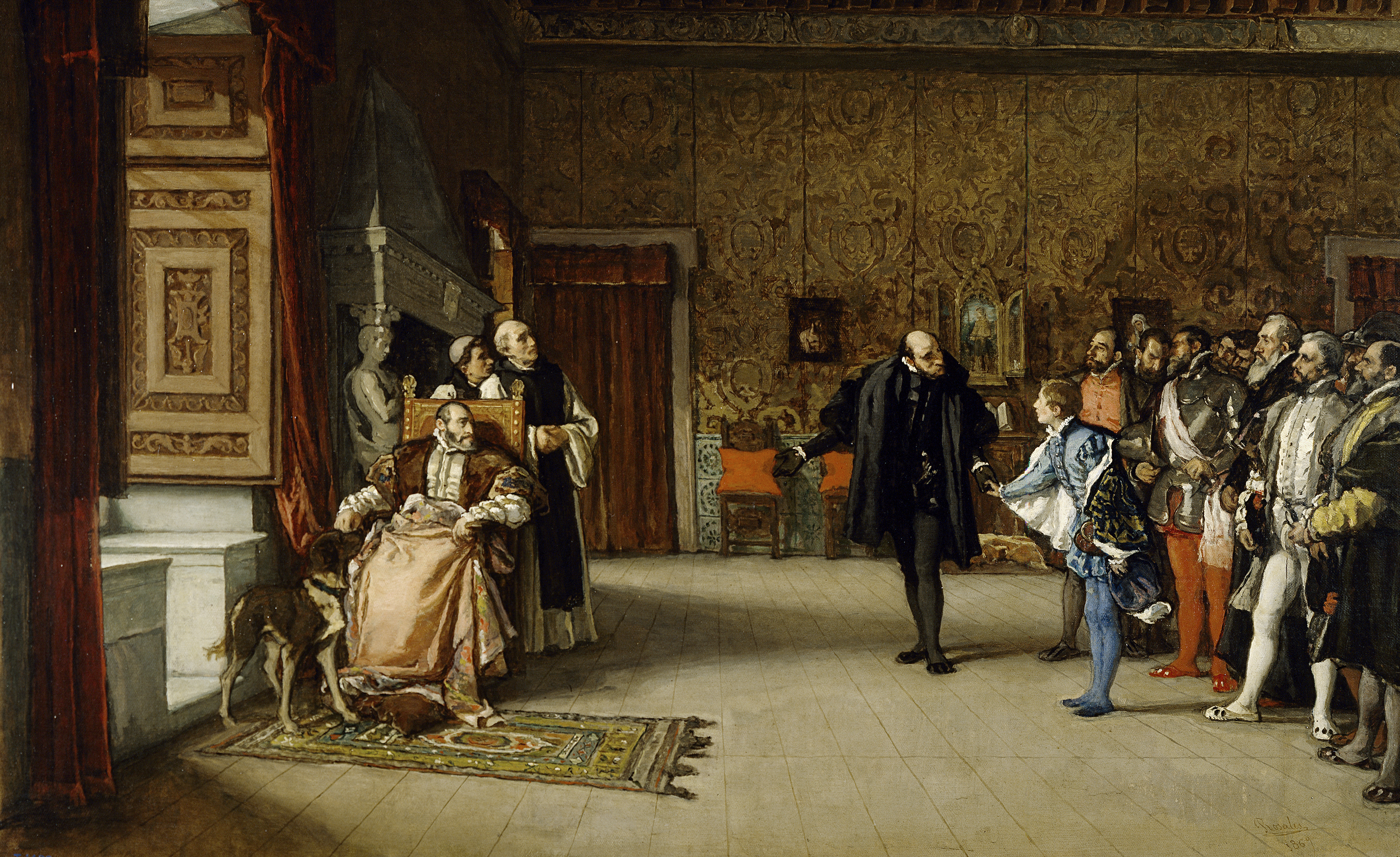 an analysis of the character of don juan de austria the english lord of austria Franz ferdinand, whose assassination sparked a world war during the olympic games in rio de janeiro  a sepia-colored character to be revered — lord olivier.