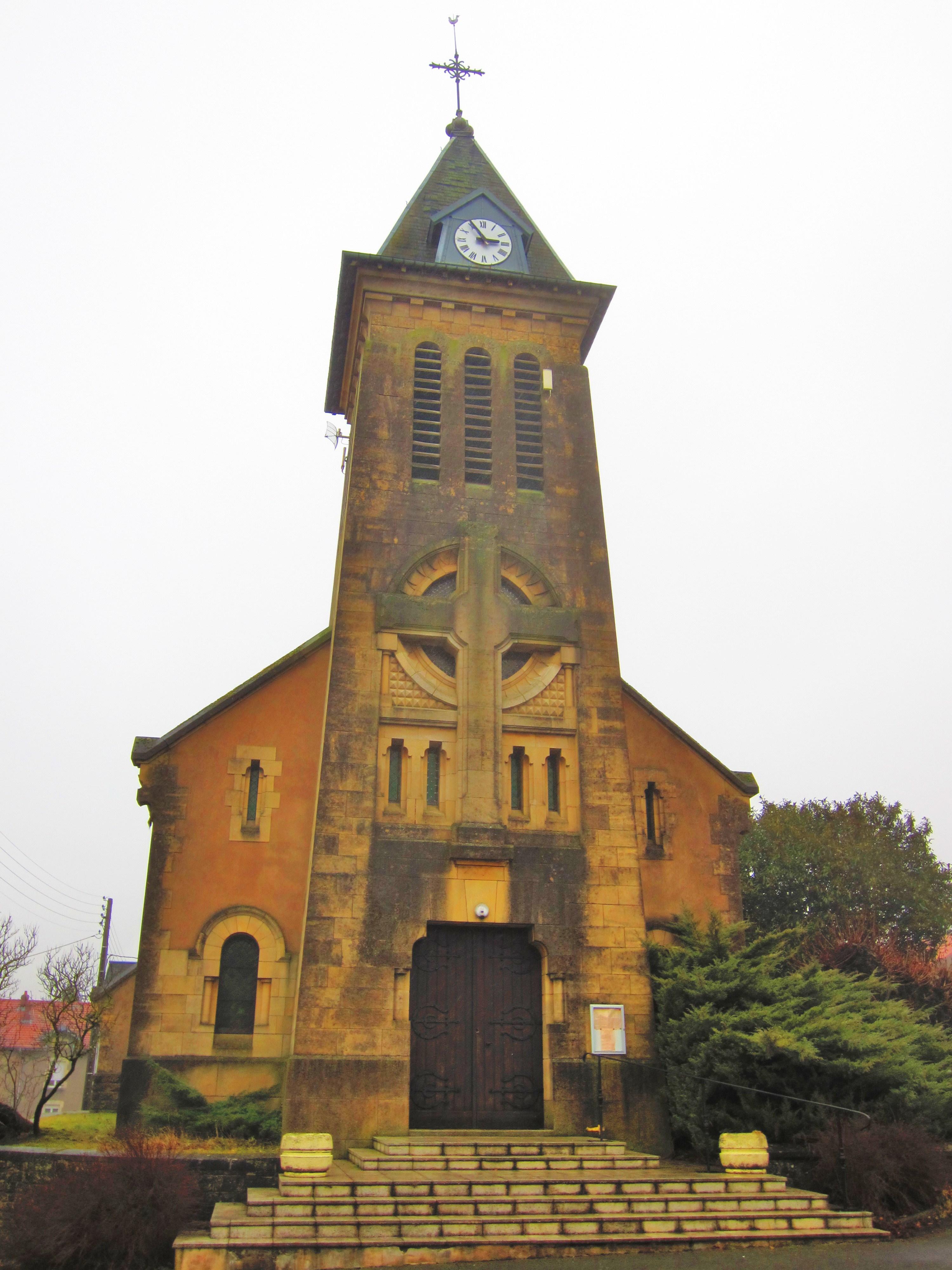 Doncourt-lès-Longuyon
