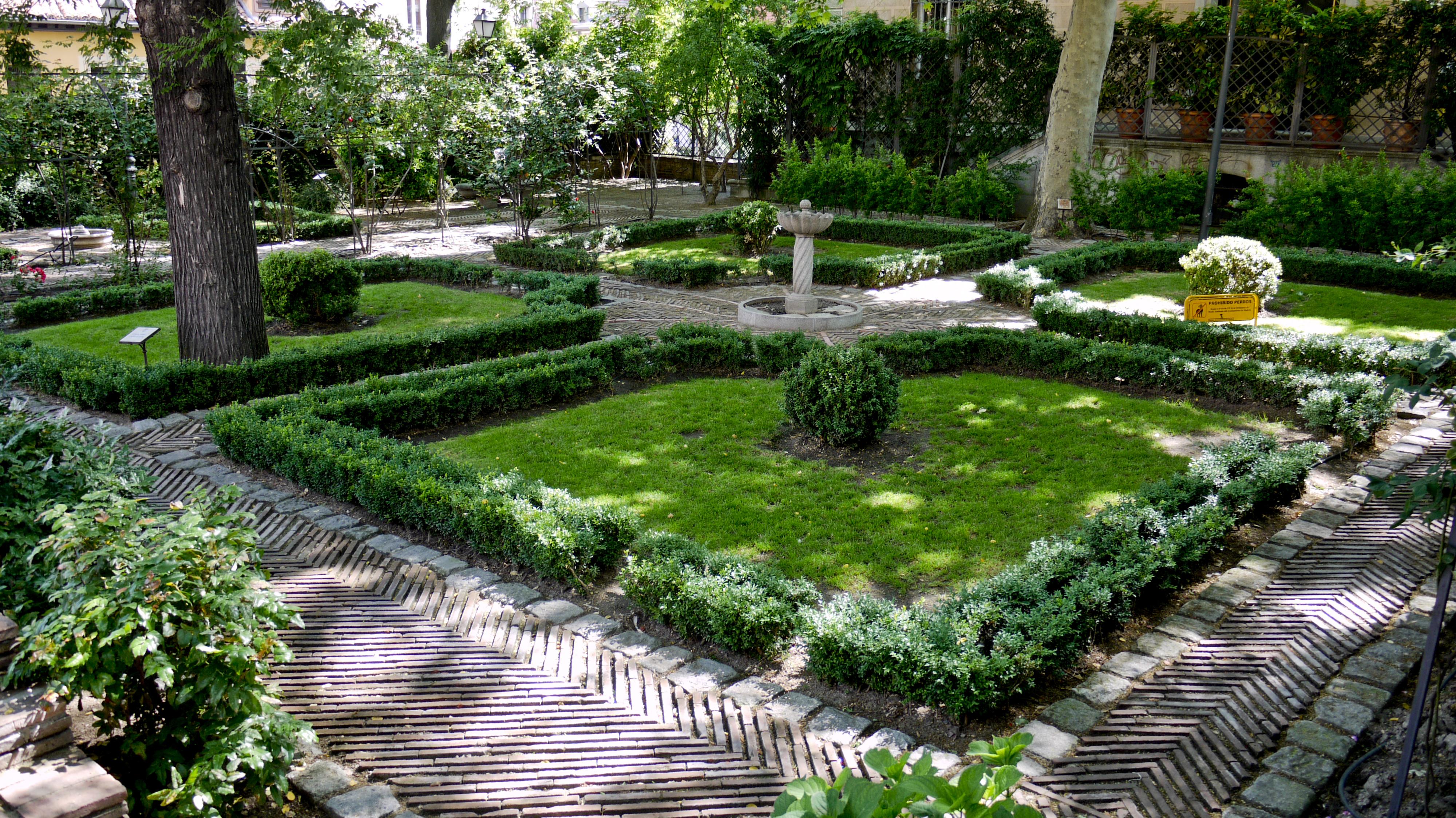 image gallery el jardin